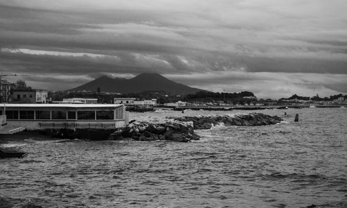 bad time for Vesuvius...