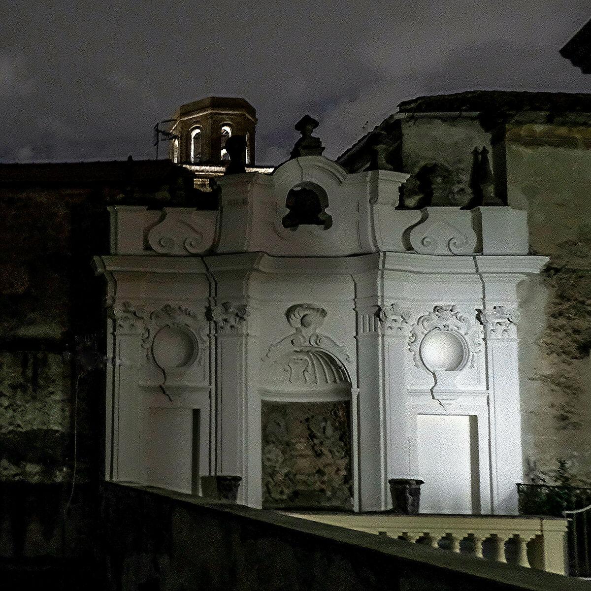 Baroque in Aversa...