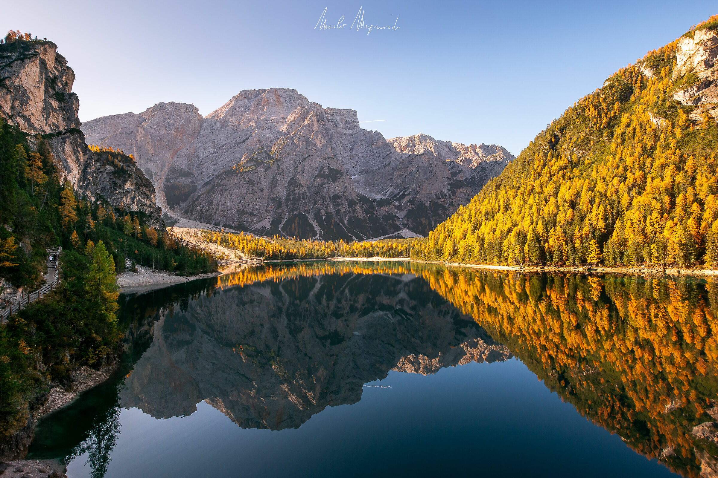 Lake Braies...