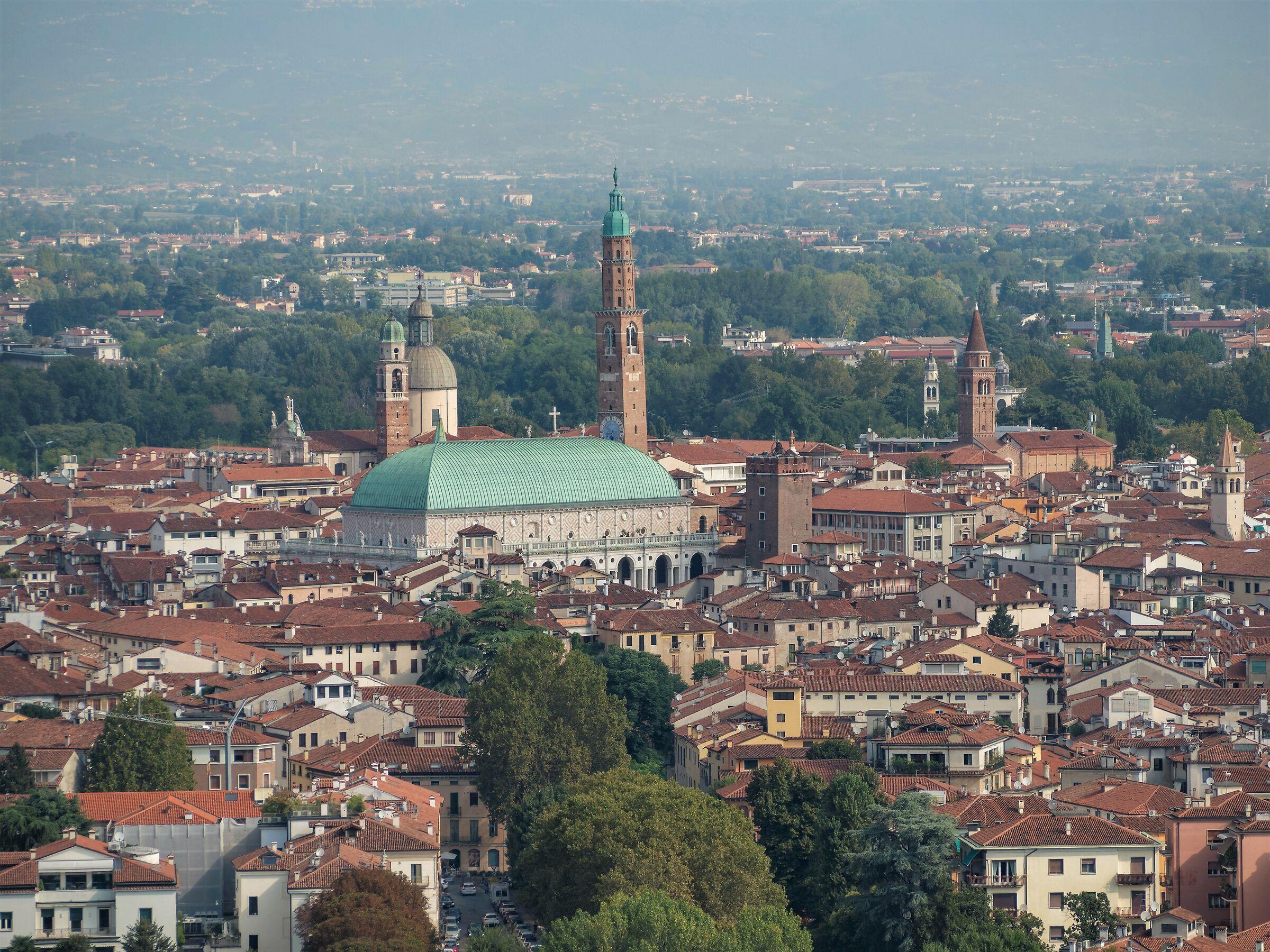 Vicenza, Palladian Basilica...