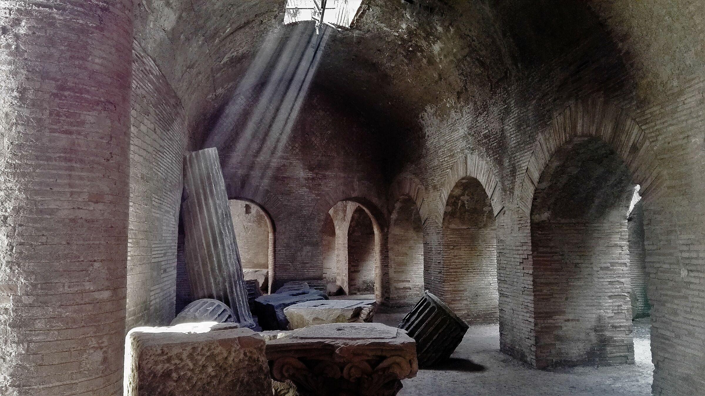 Anfiteatro Flavio Pozzuoli...