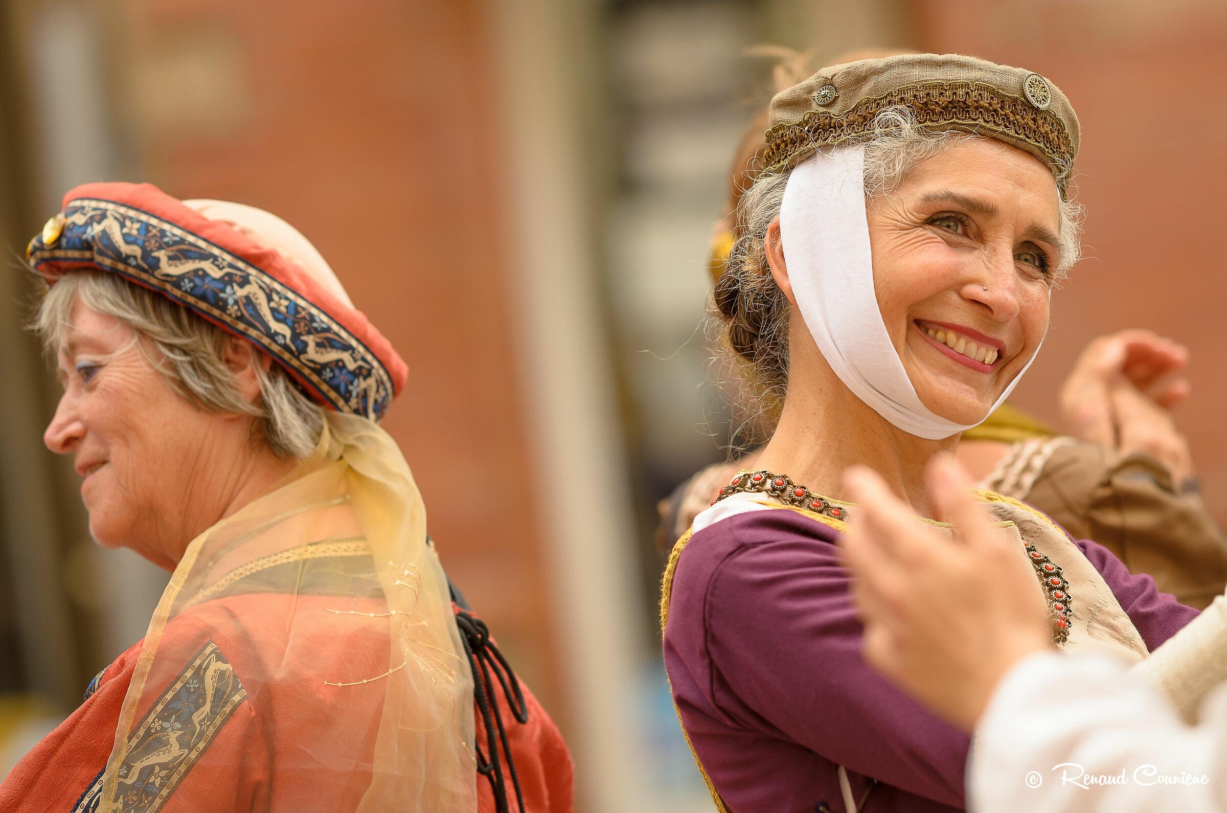 Trobades Perpignan - Medieval Catalan cultural show...