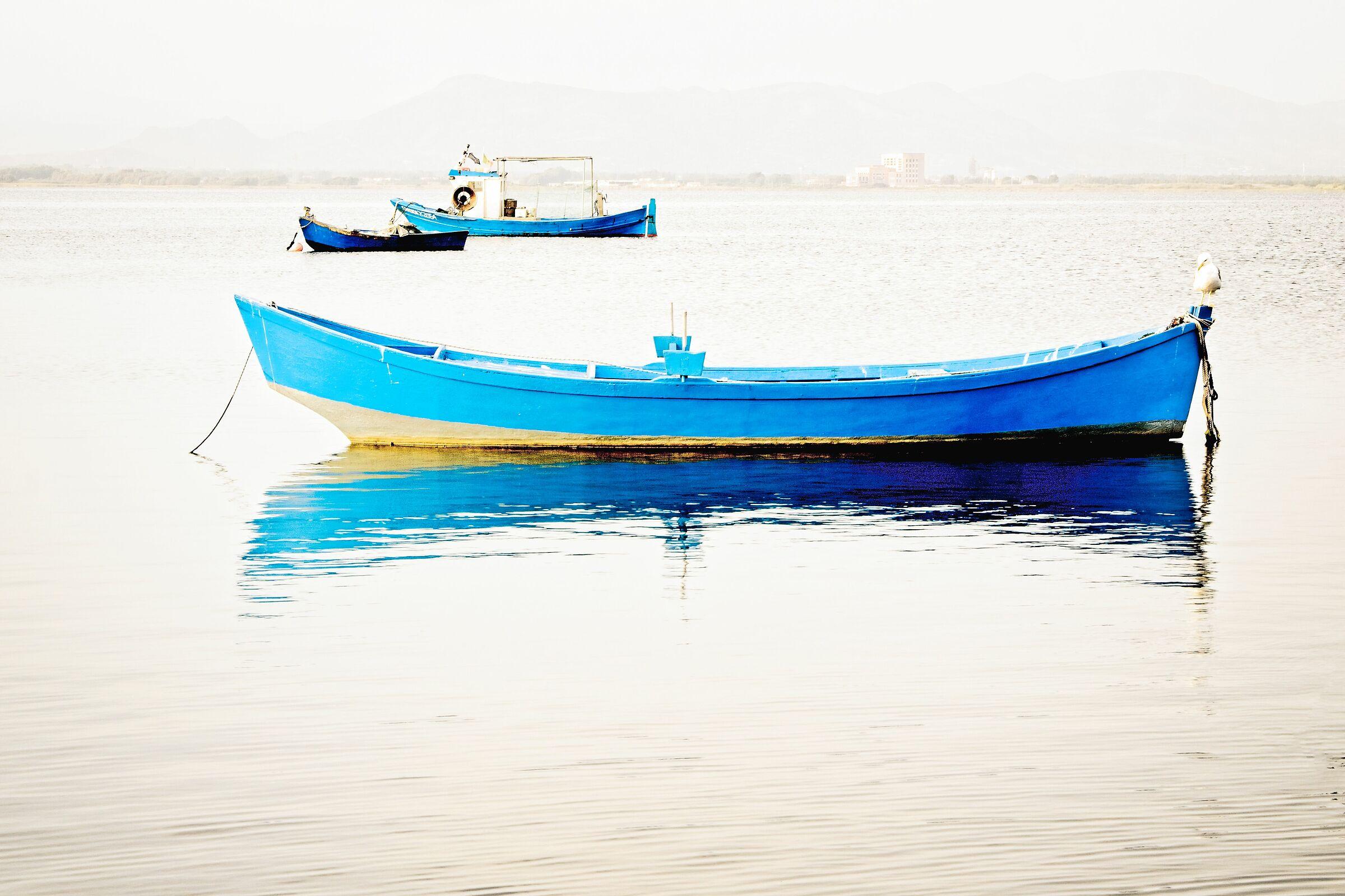 I colori del mare...