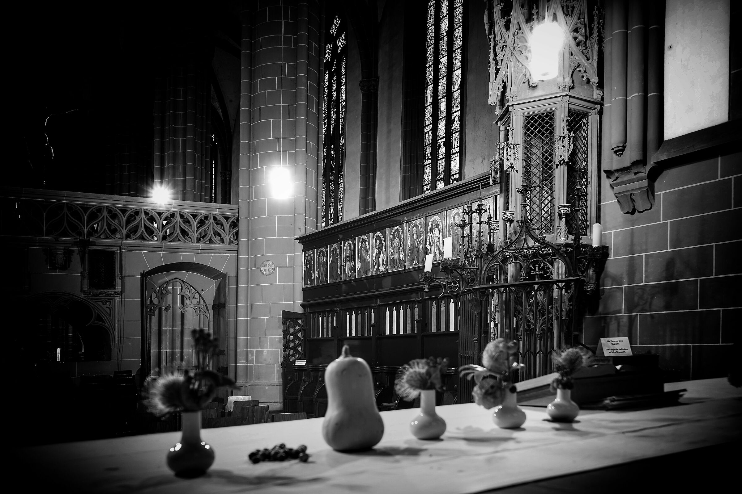 Friedberg - Evangelical Church - 'Unsere Liebe Frau'...
