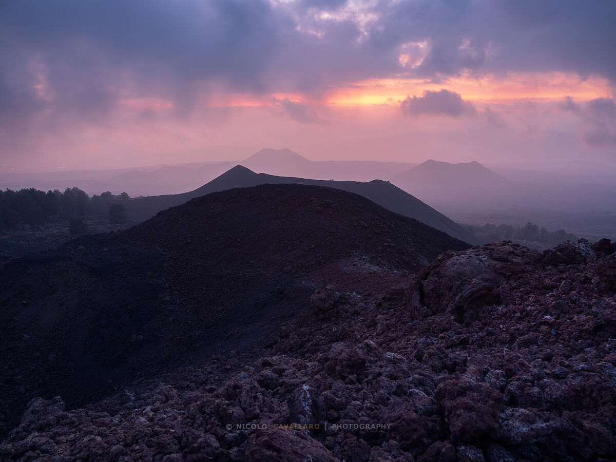 Etna - Monti De Fiore...