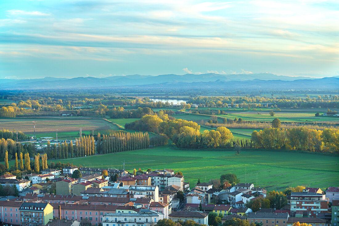 Cremona, periphery....