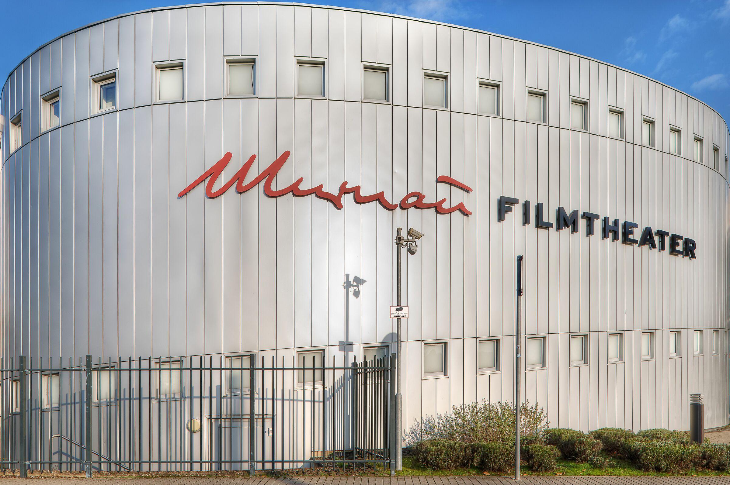 Movie; Wiesbaden, Germany...