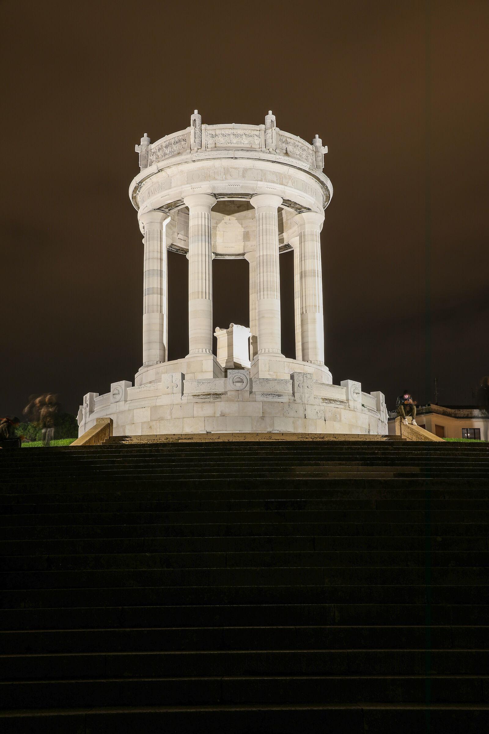 Monumento ai caduti di Ancona...