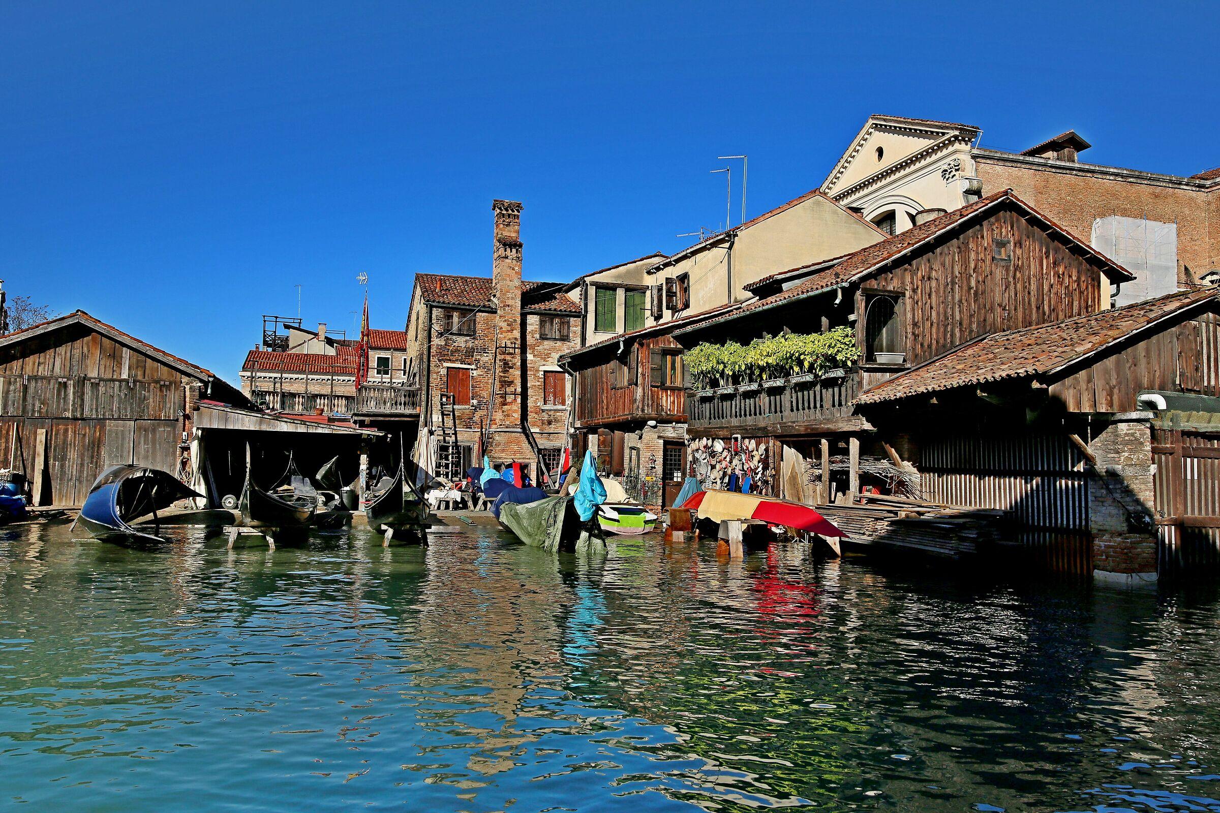 Un giorno a Venezia con Onofrio...
