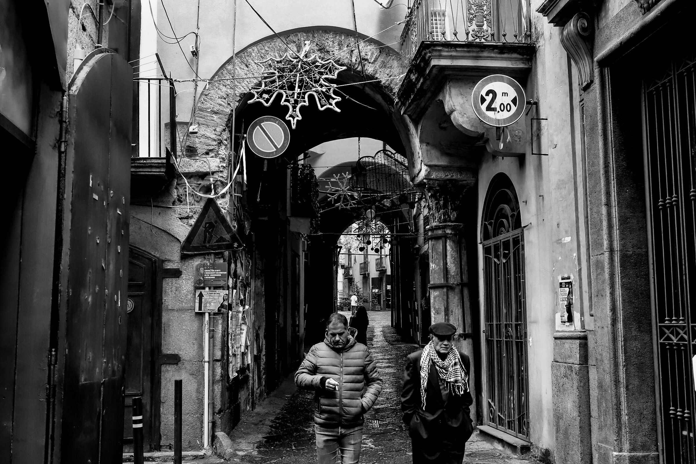 Salerno of yesteryear...