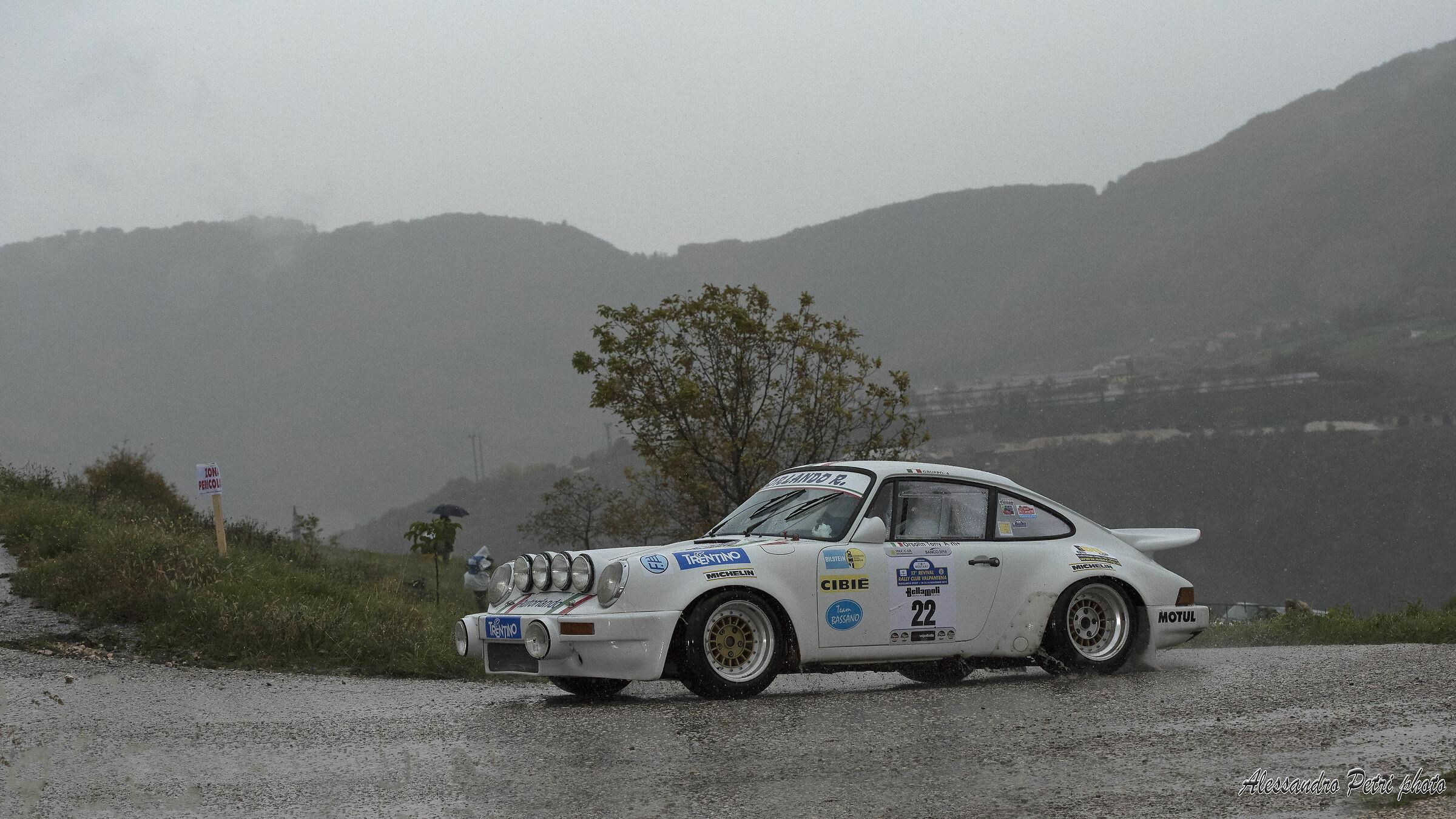 Antonio Orsolin Porsche 911 RS...