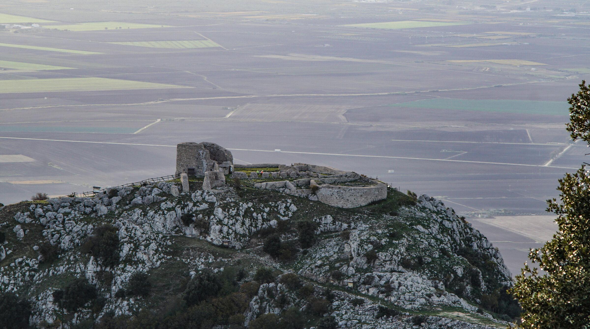 Rovine di Castel Pagano...