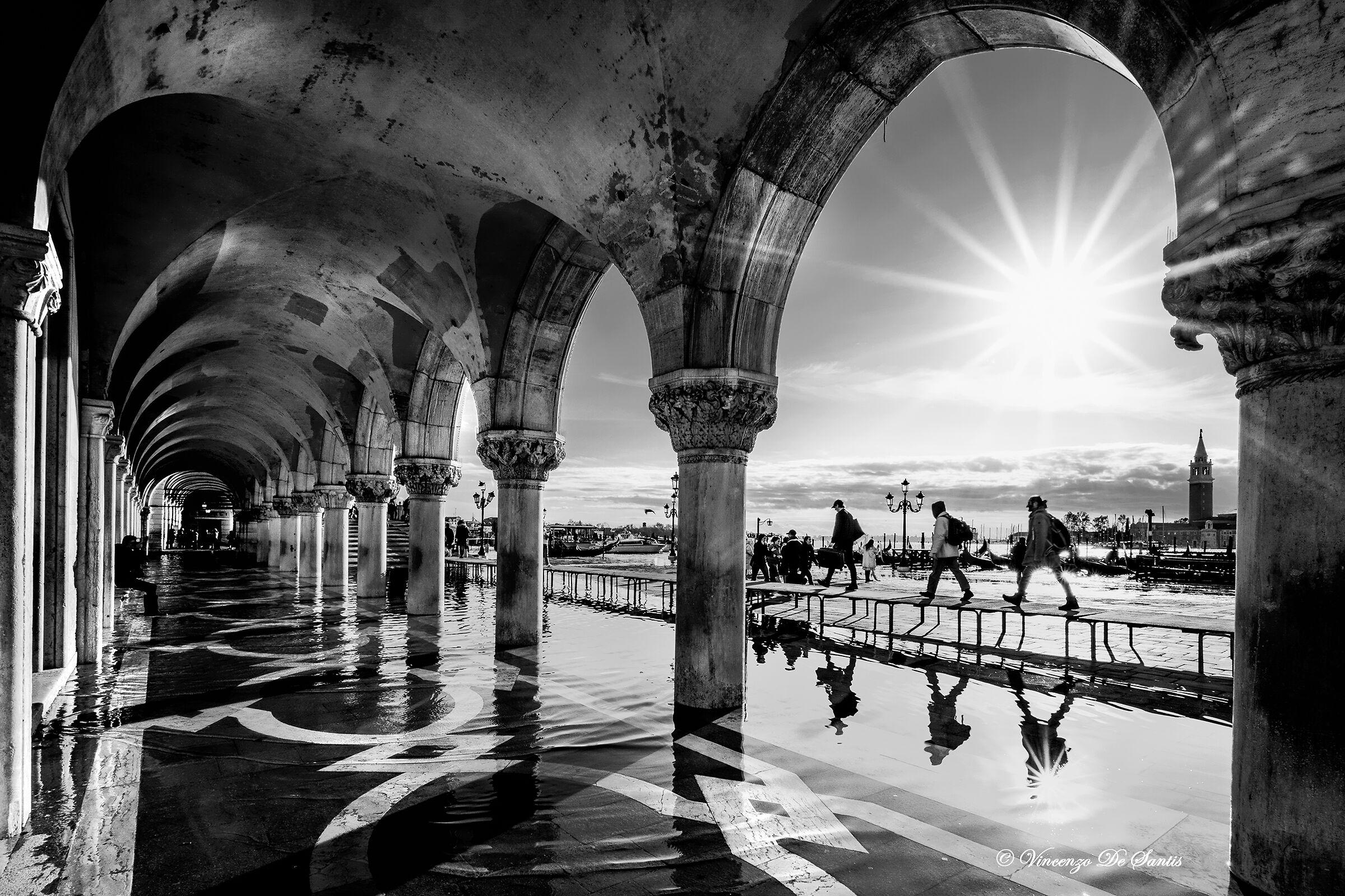Venezia Hi Tide...