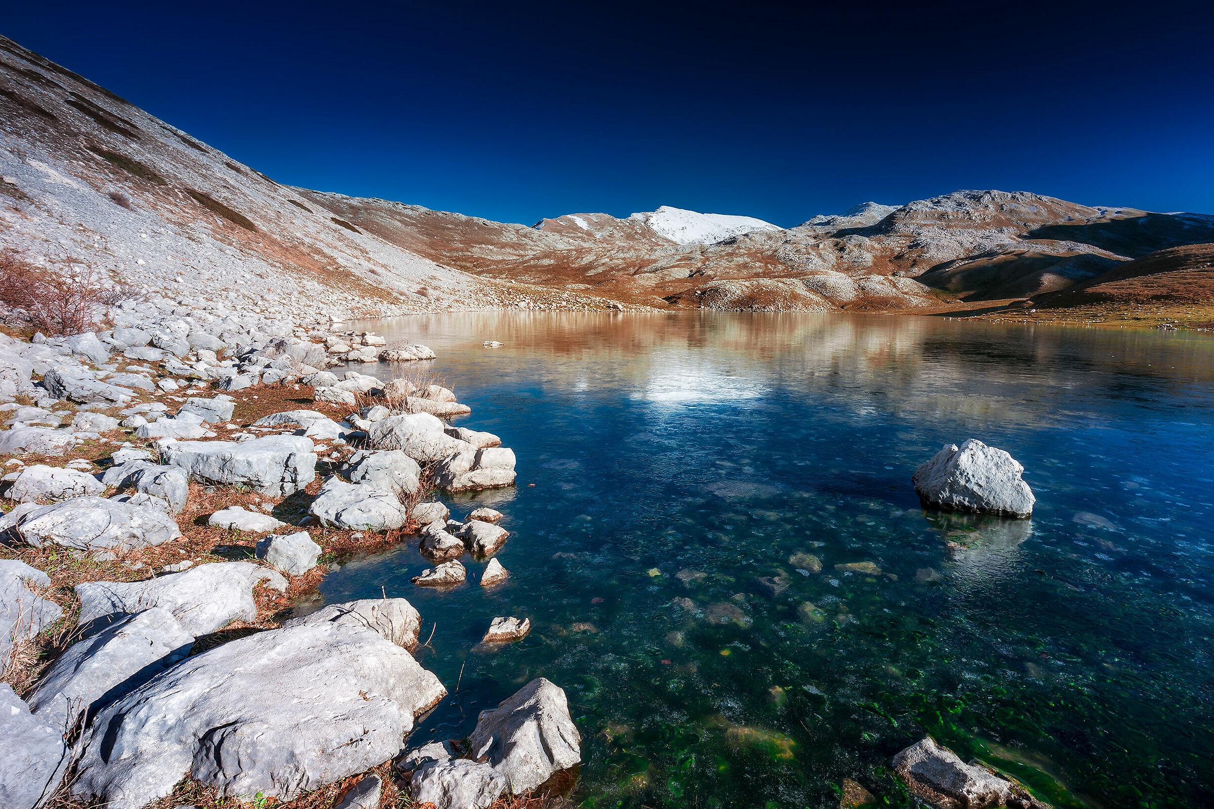 Duchess Lake...