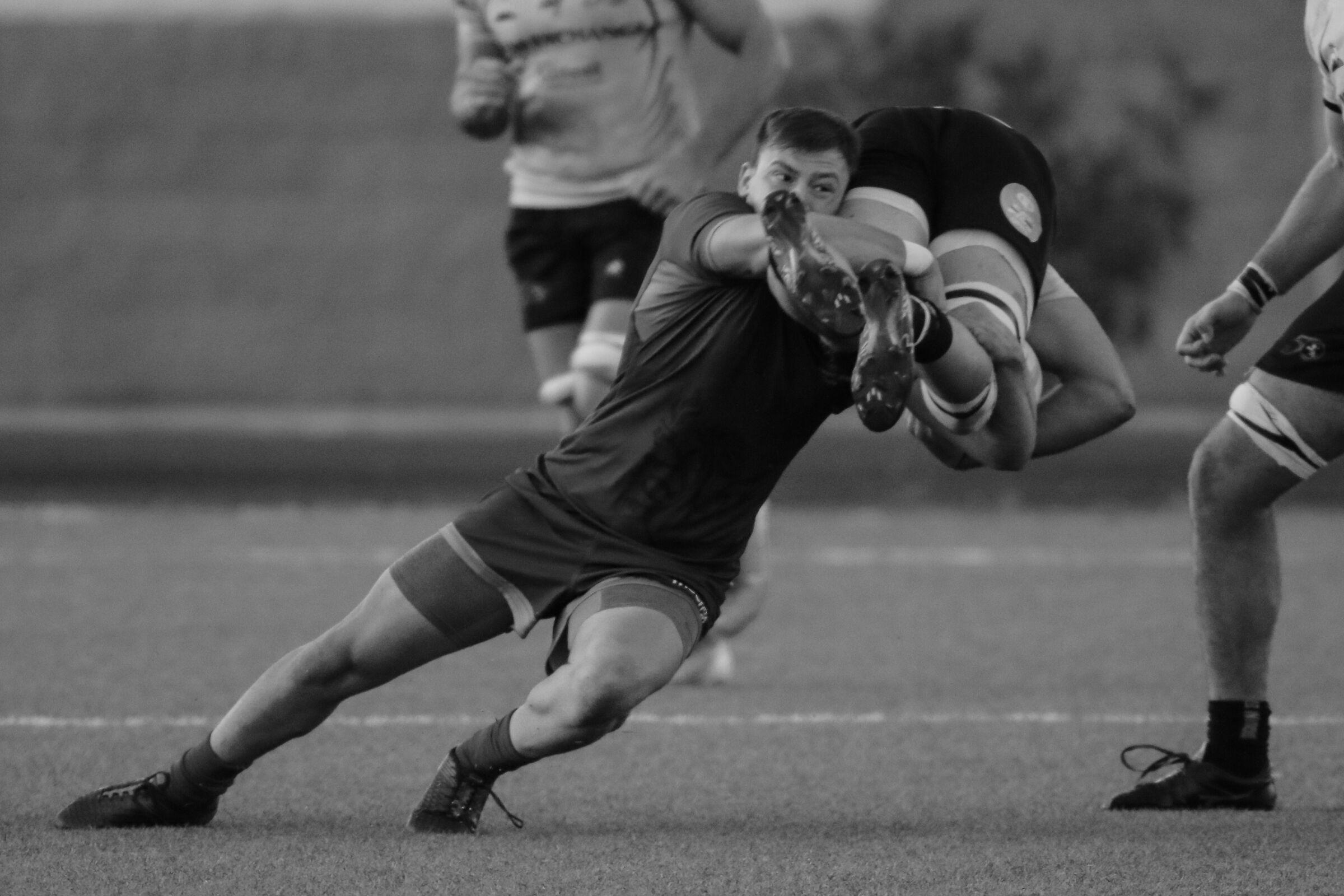 Flames Gold Rugby Vs Exchange Viadana 31-27 TOP12...