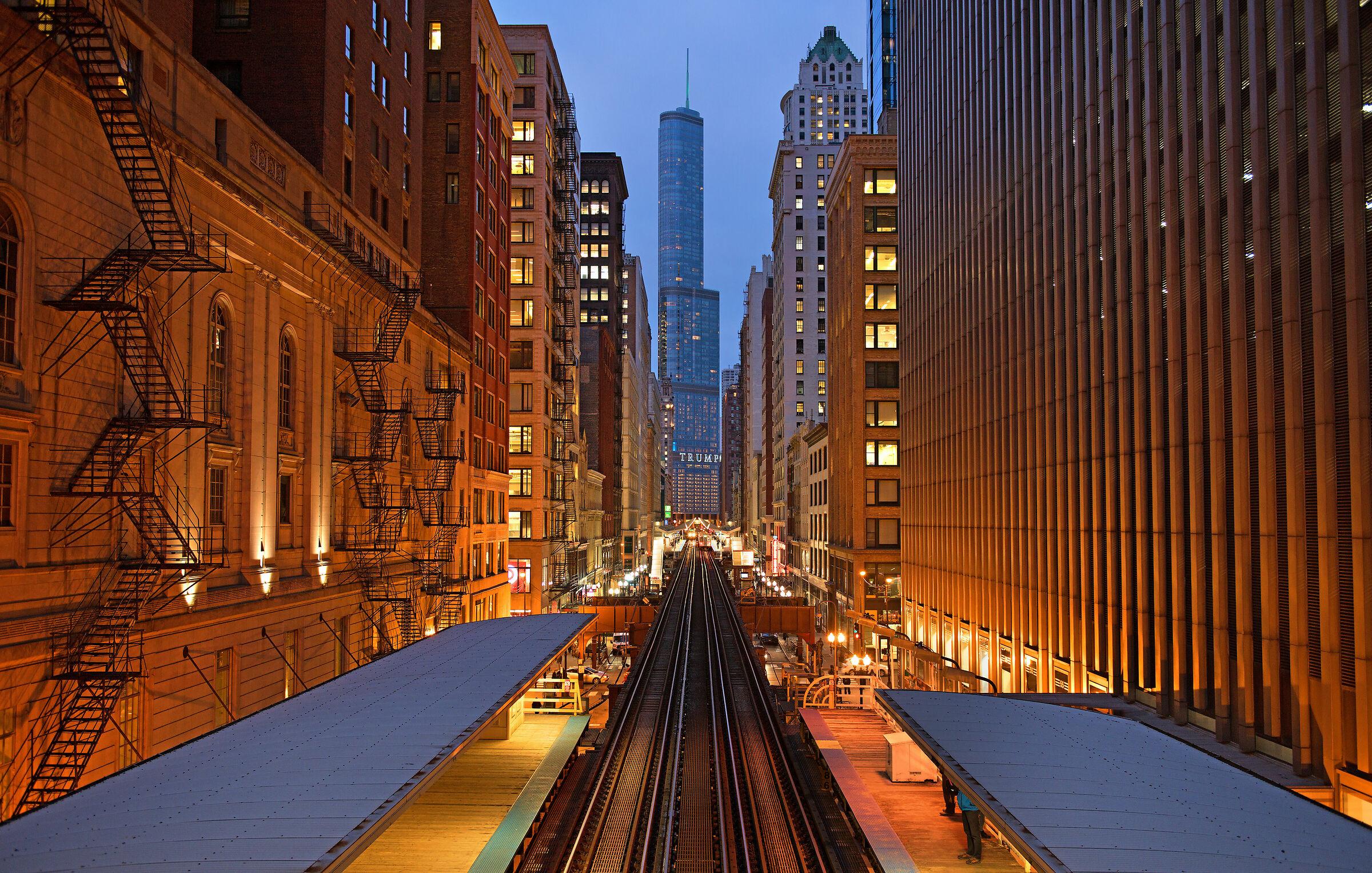 Urban vision...