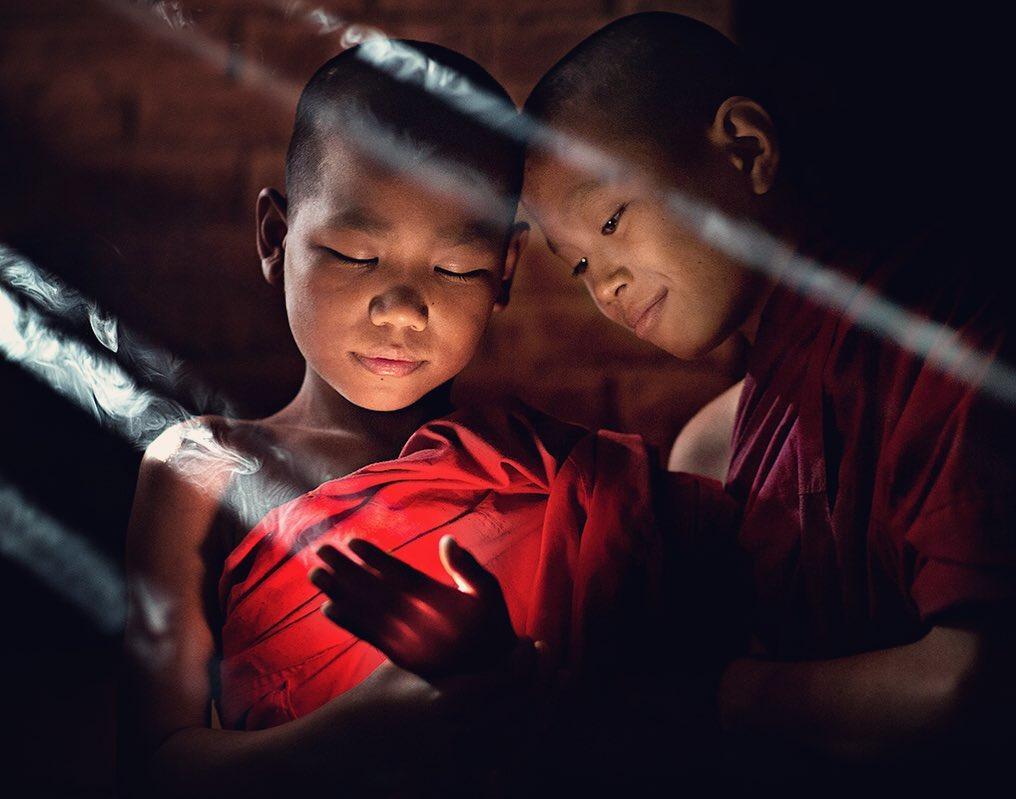 Myanmar Monk...