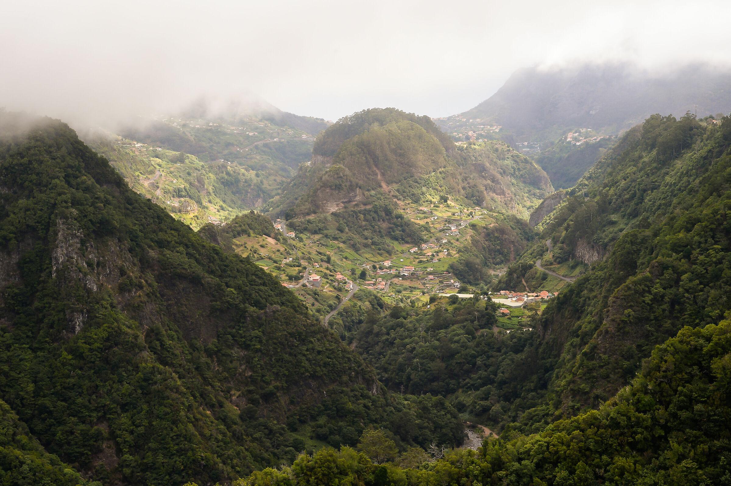 Viewpoint: Balcoes, Madeira...
