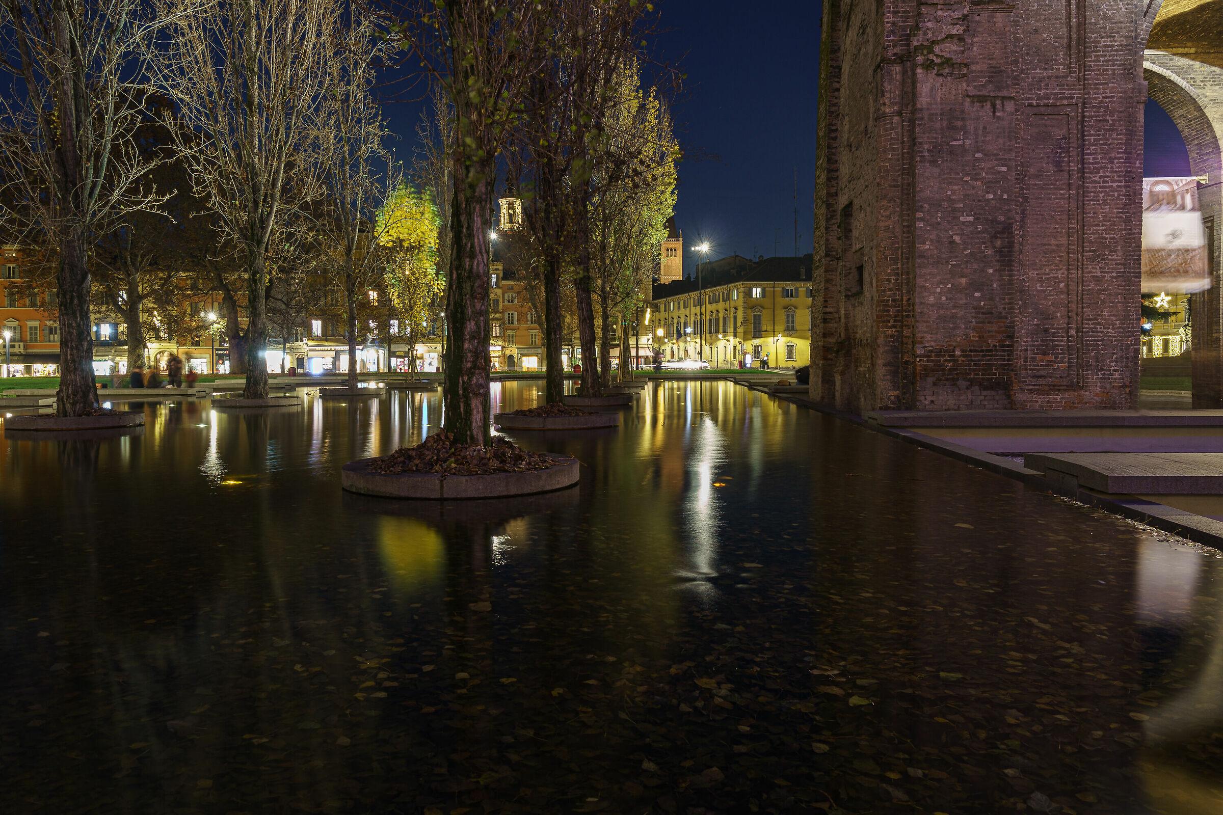 Piazzale della Pace...