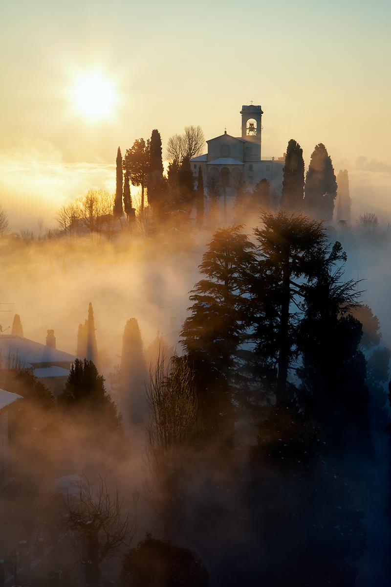 Beyond the Fog...