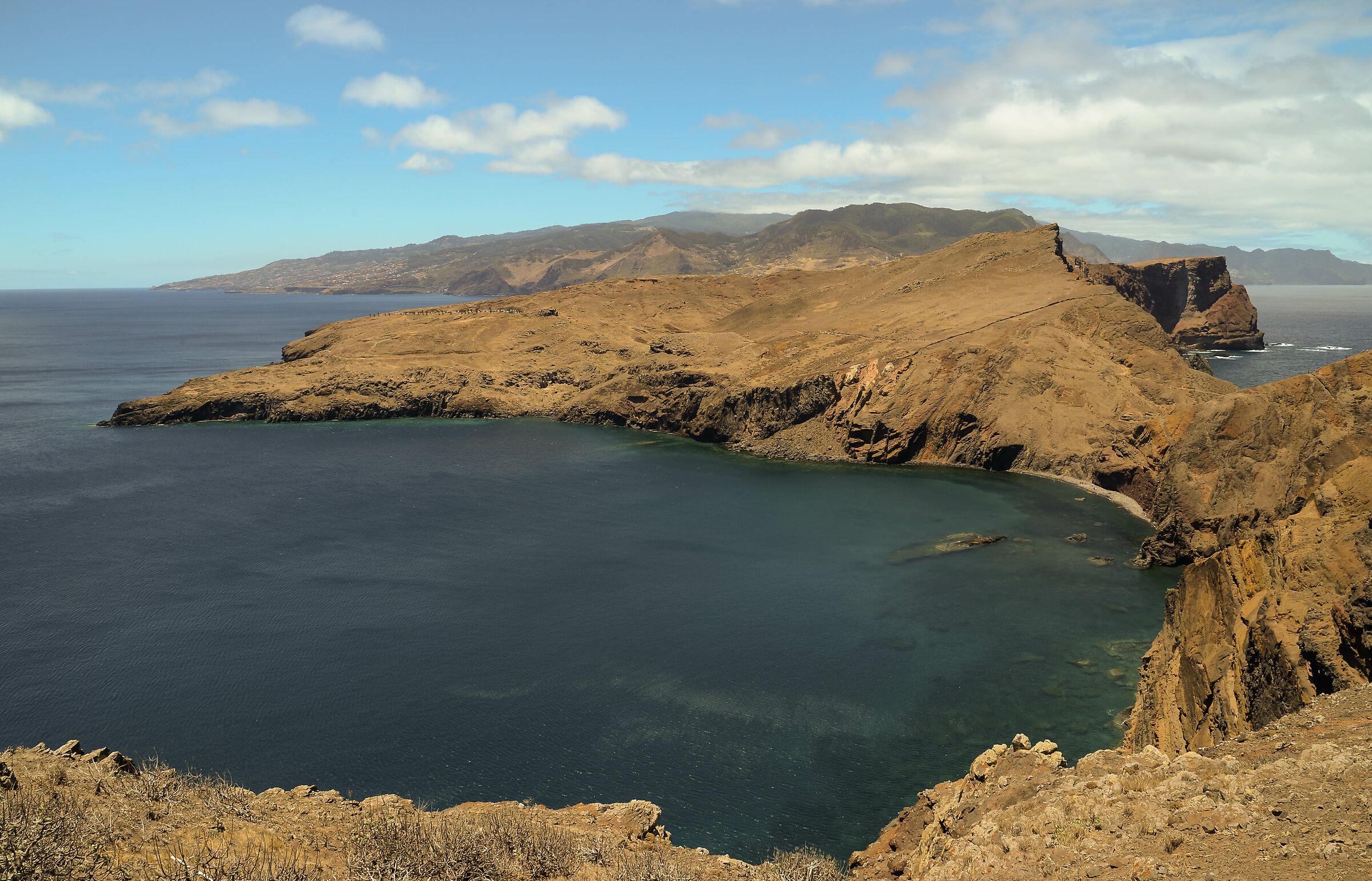 Ponta de Sao Lourenco, Madeira...
