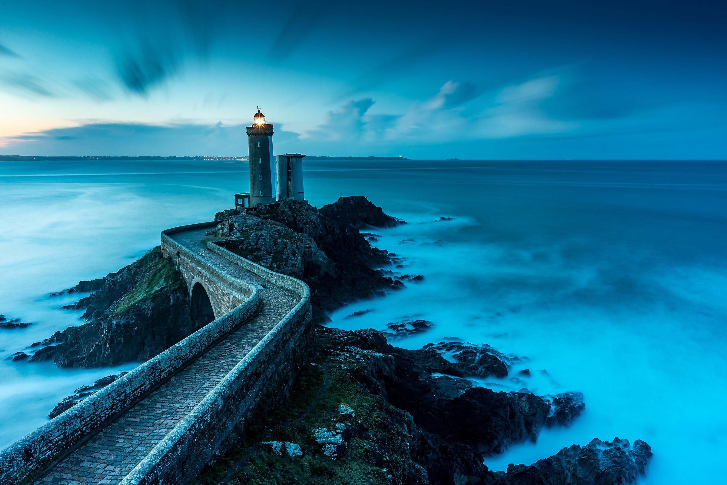 Phare du Petit Minou, Bretagne...