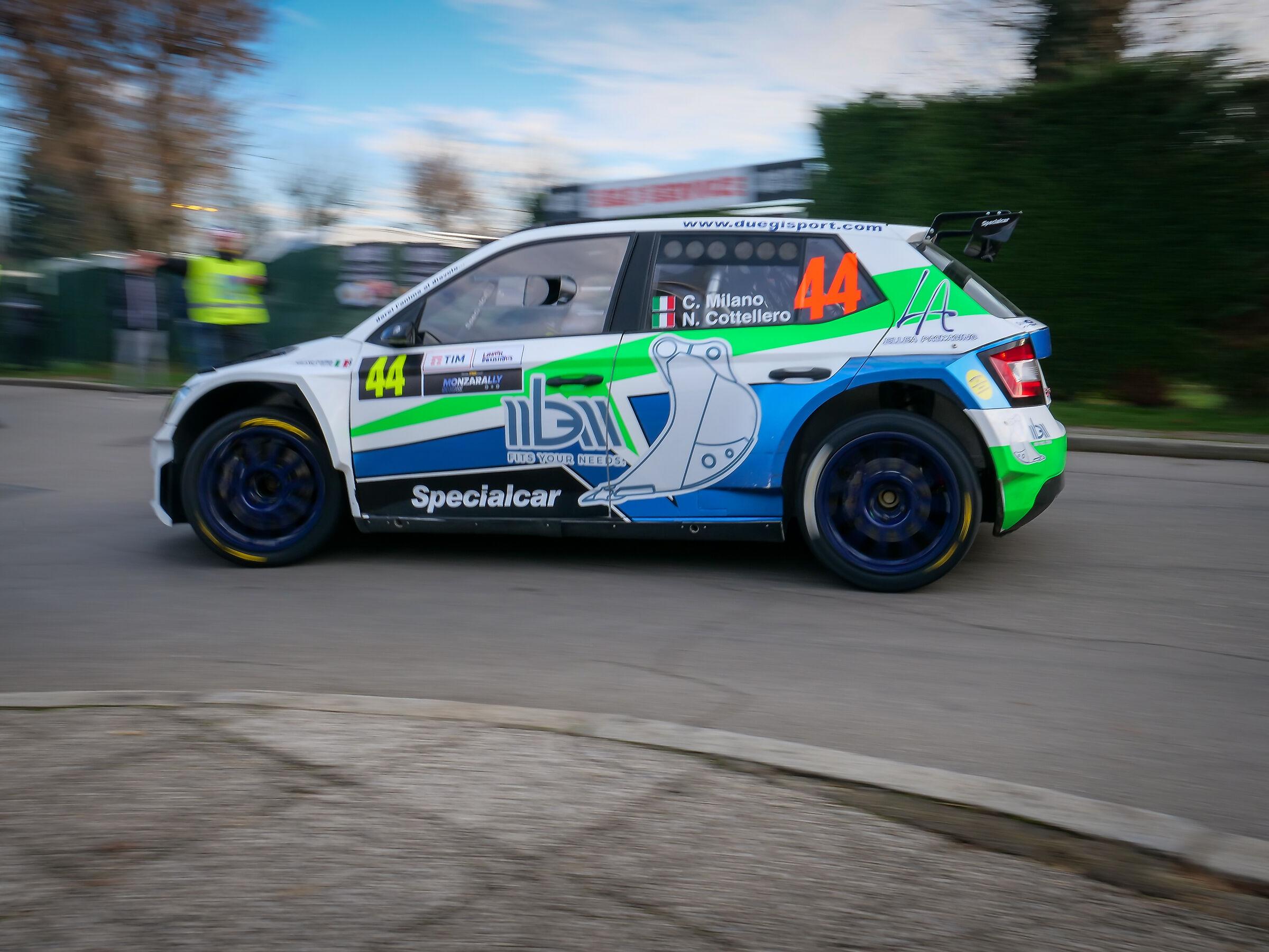 Monza Rally Show 2019...