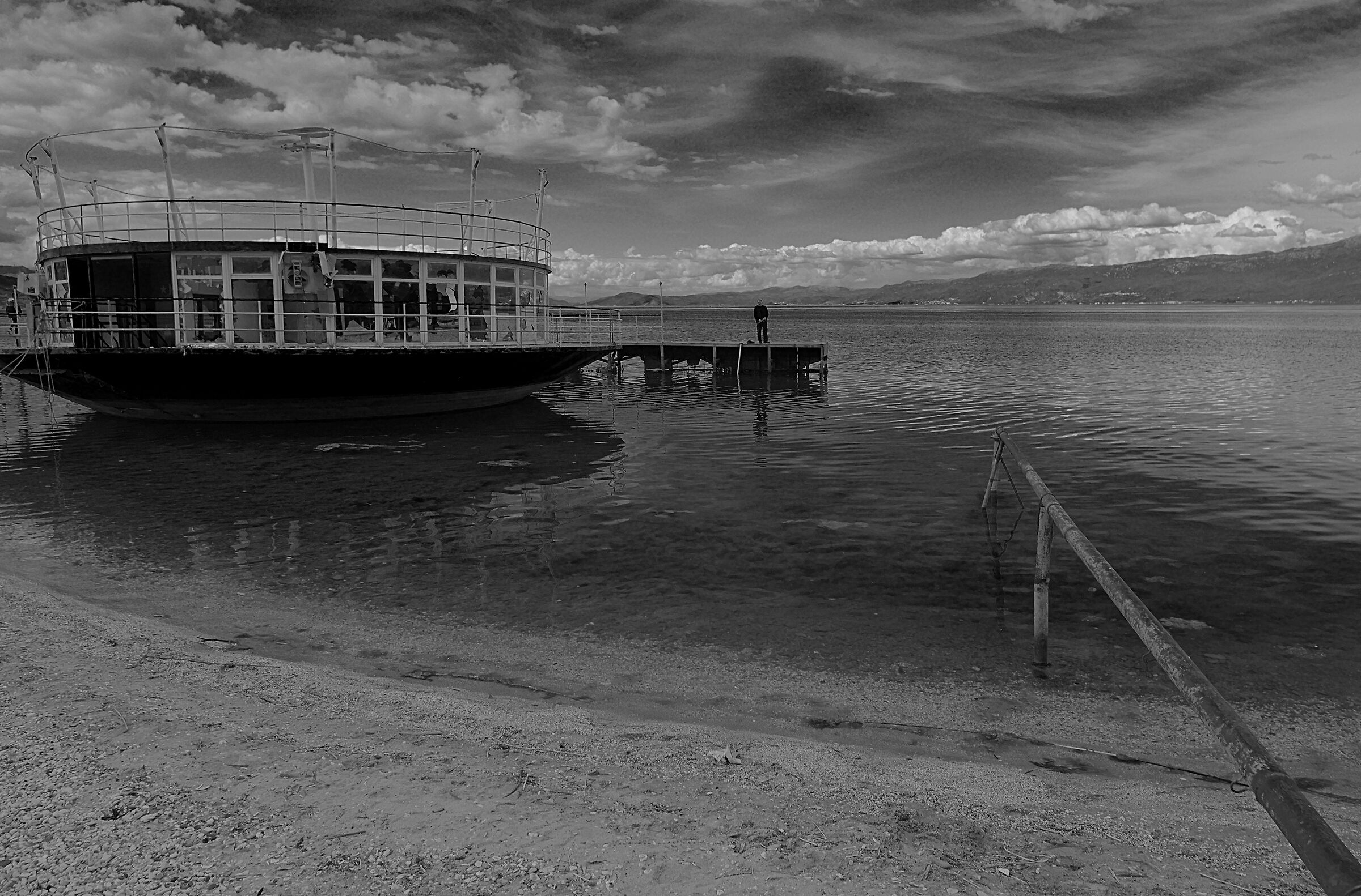 Lake Pograde...