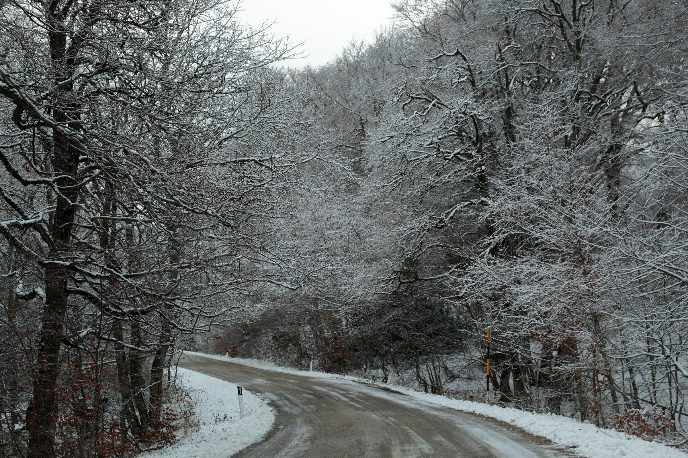 assaggio d'inverno...