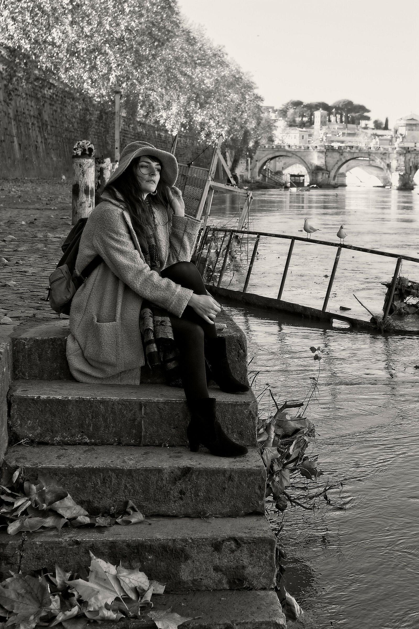 Bohemienne, corn c'est pas la Seine....