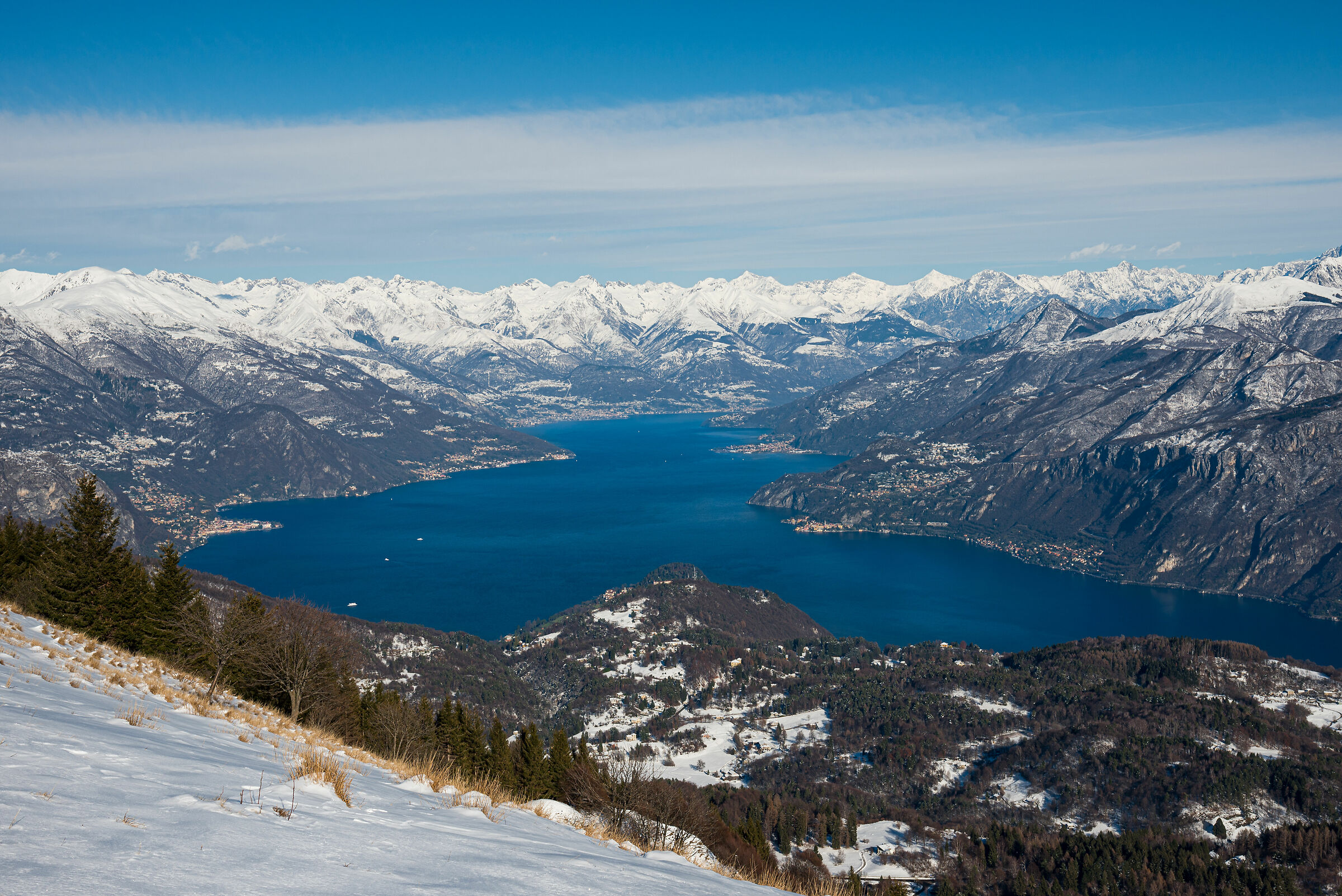 Lago di Como...