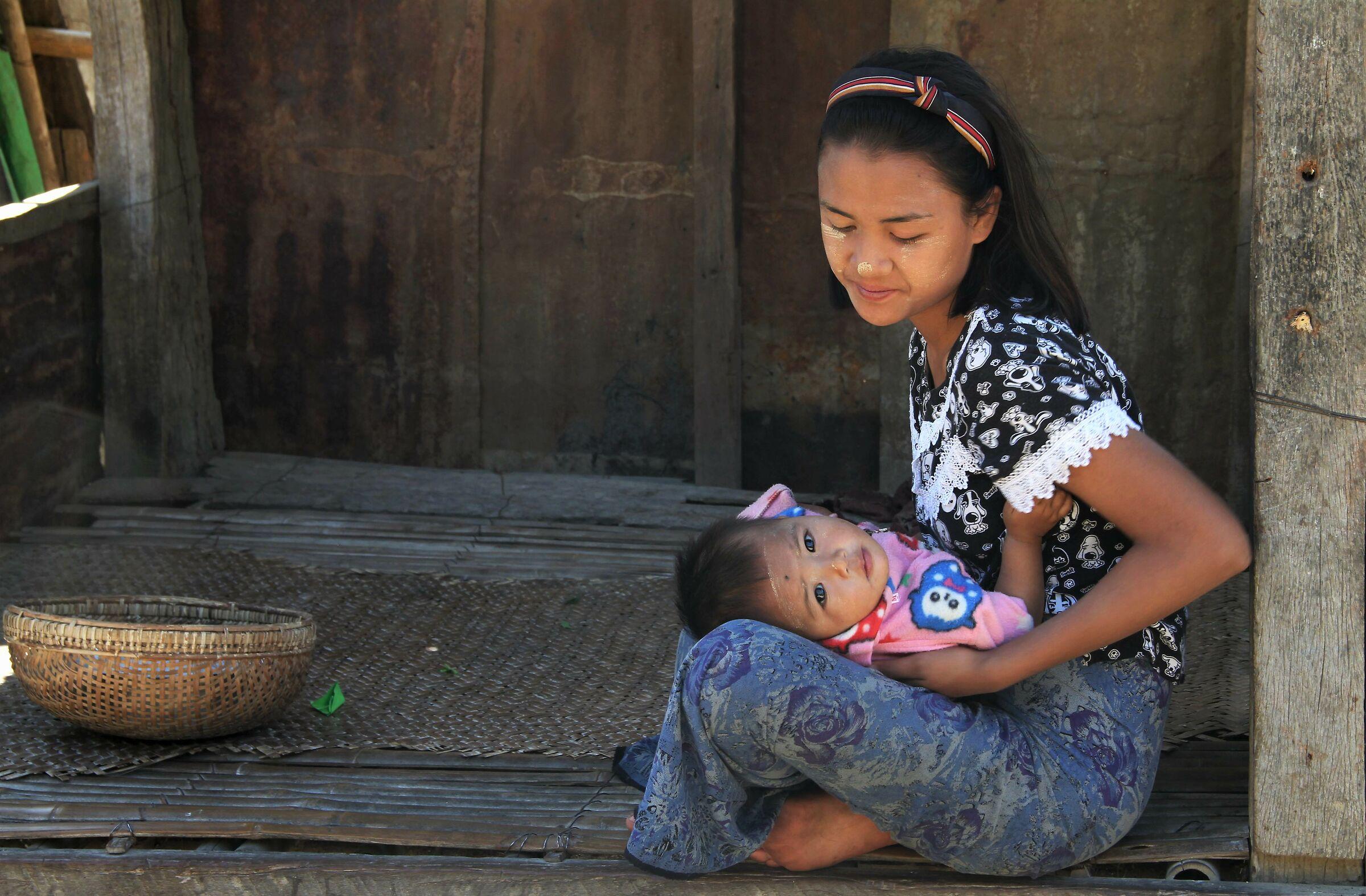 Myanmar: Small models grow...