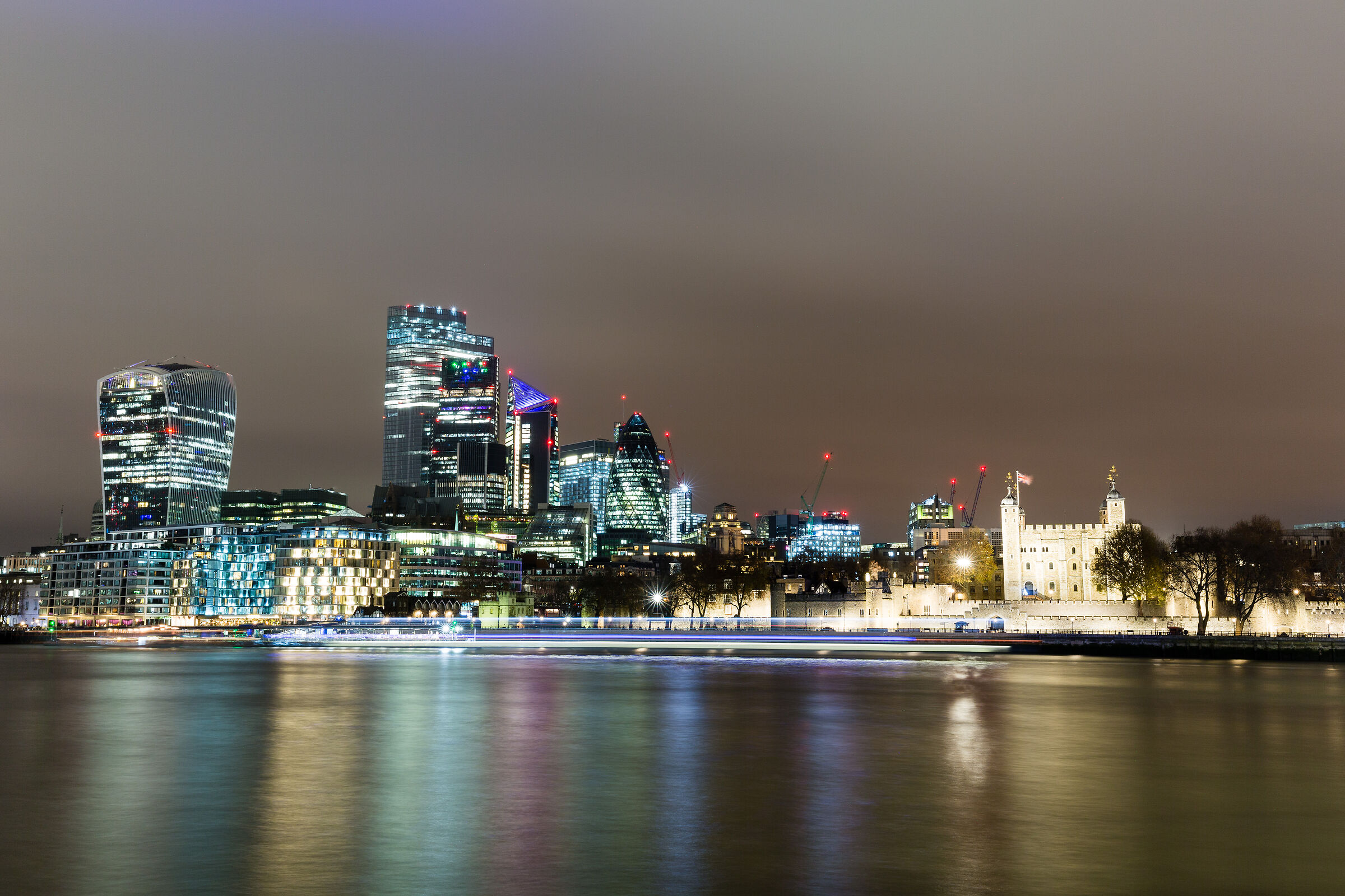 London Night...