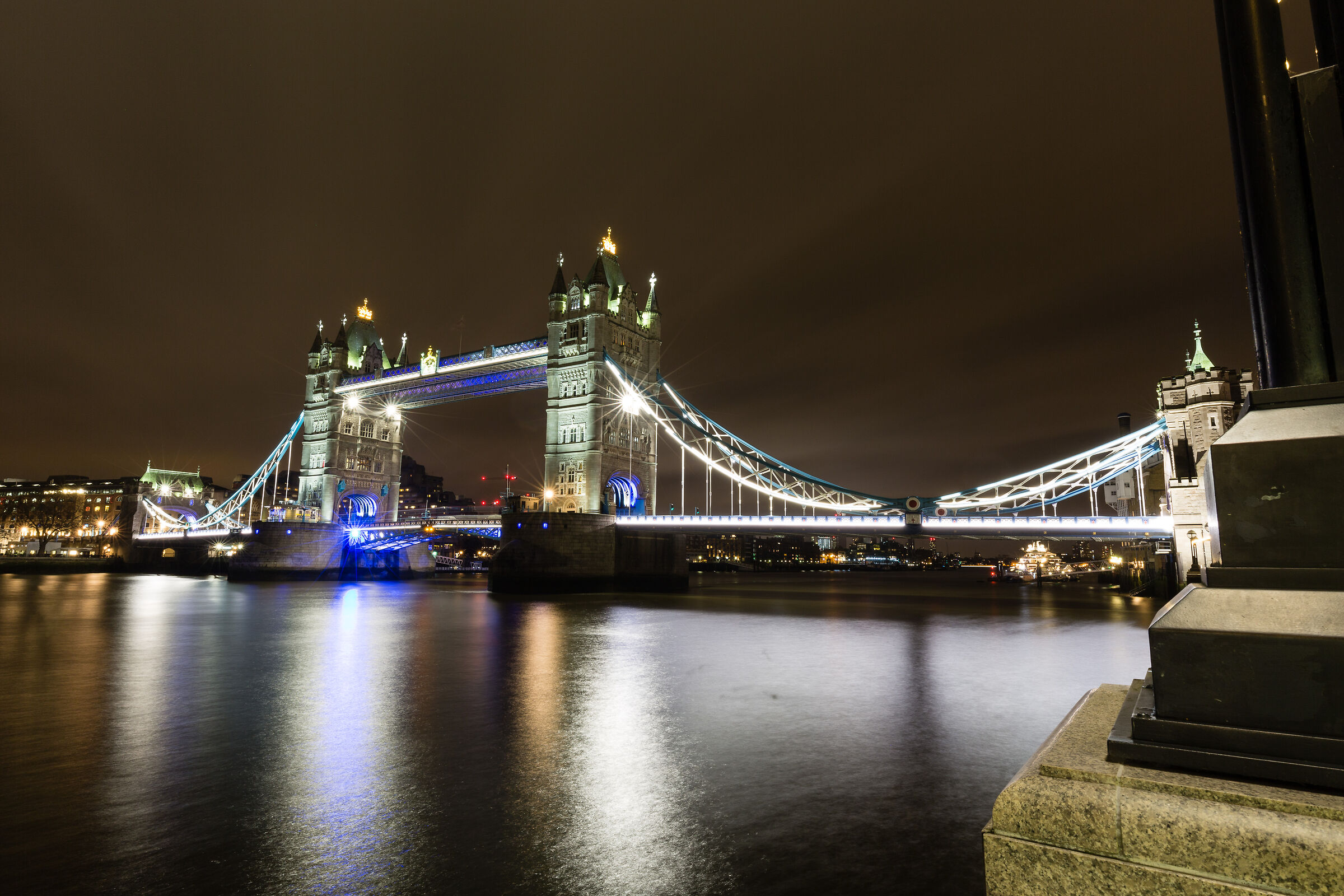 One of the most celebrated bridges...