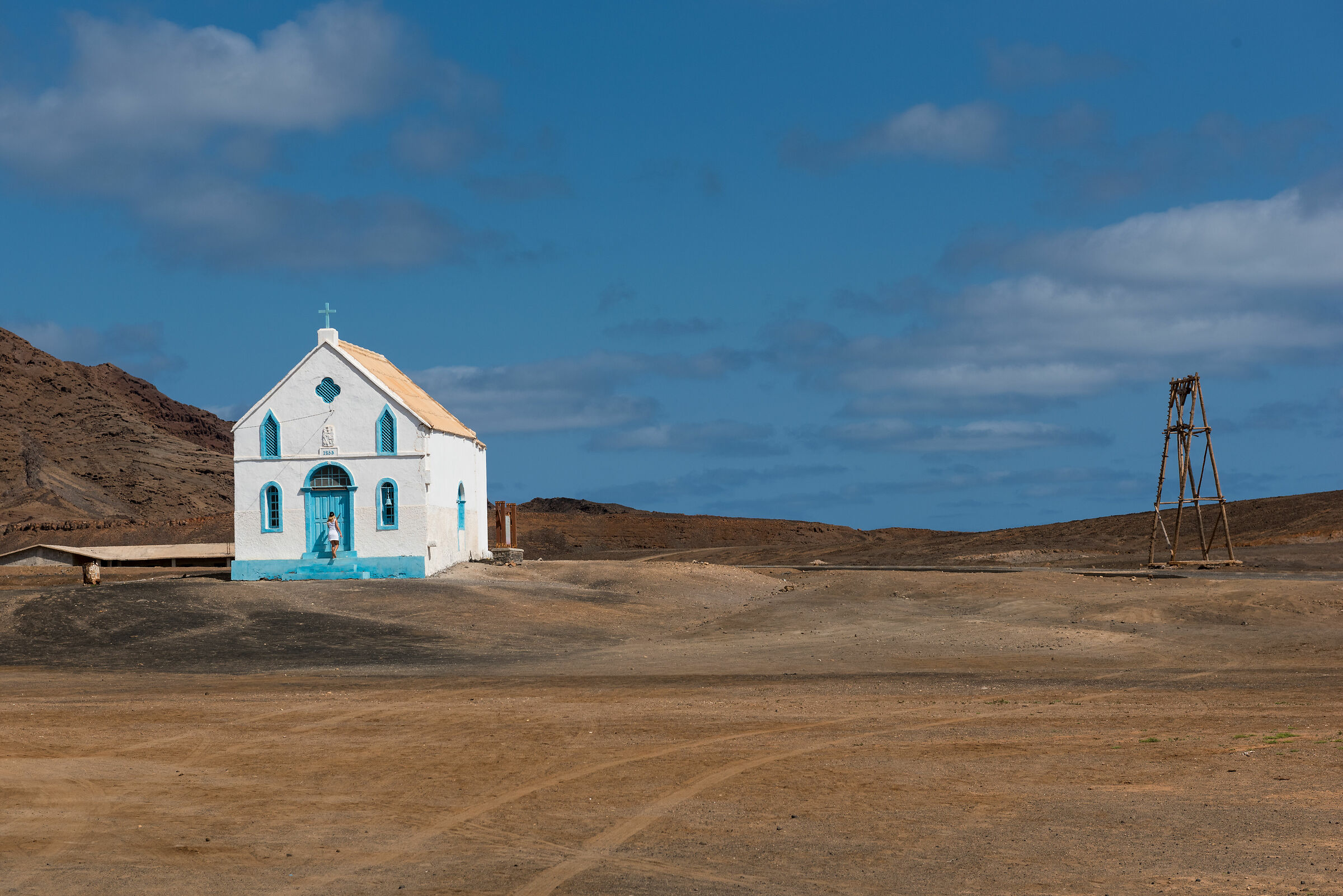 Faith in The Middle of Nowhere - Sal, Cape Verde...