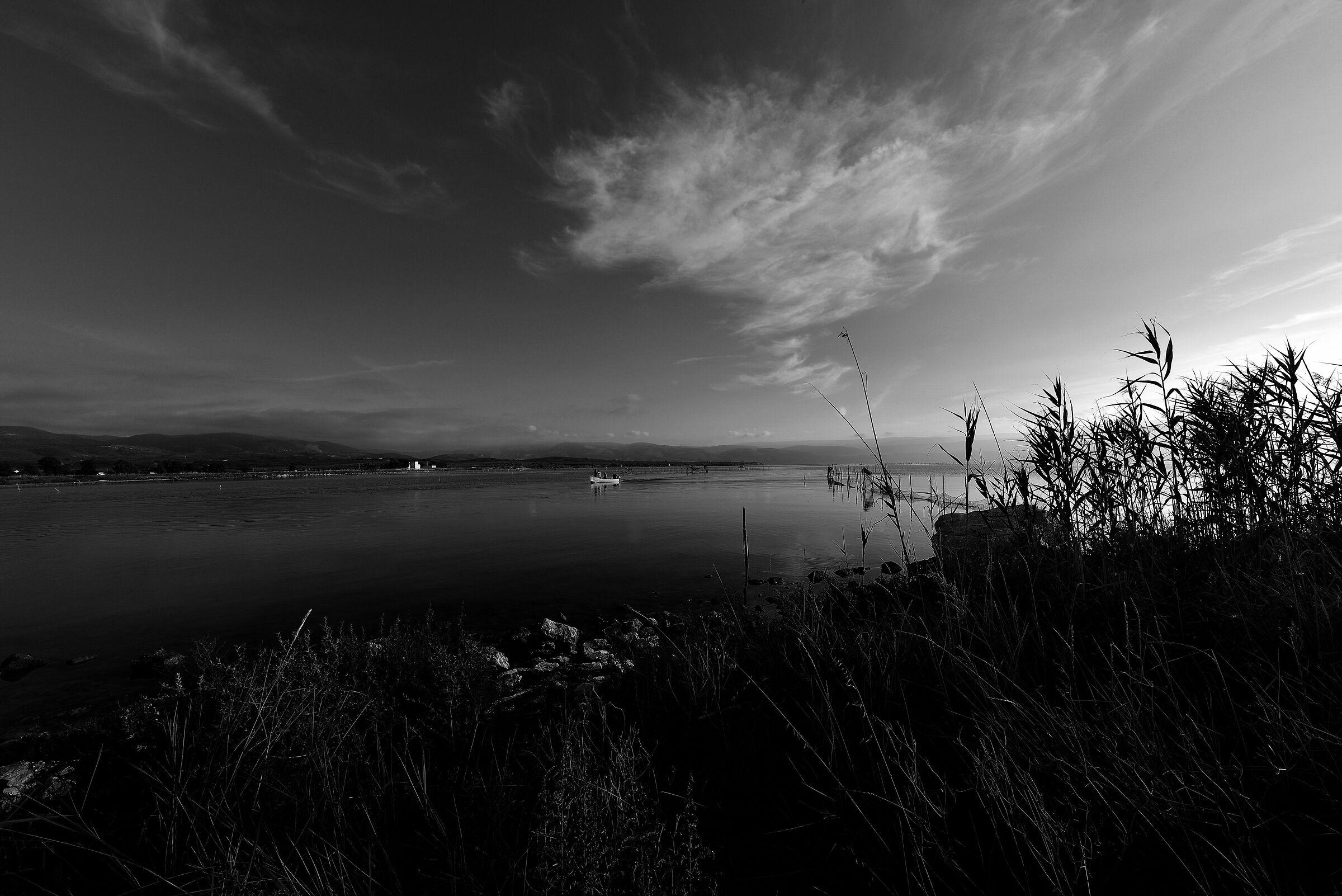 Lago Varano...
