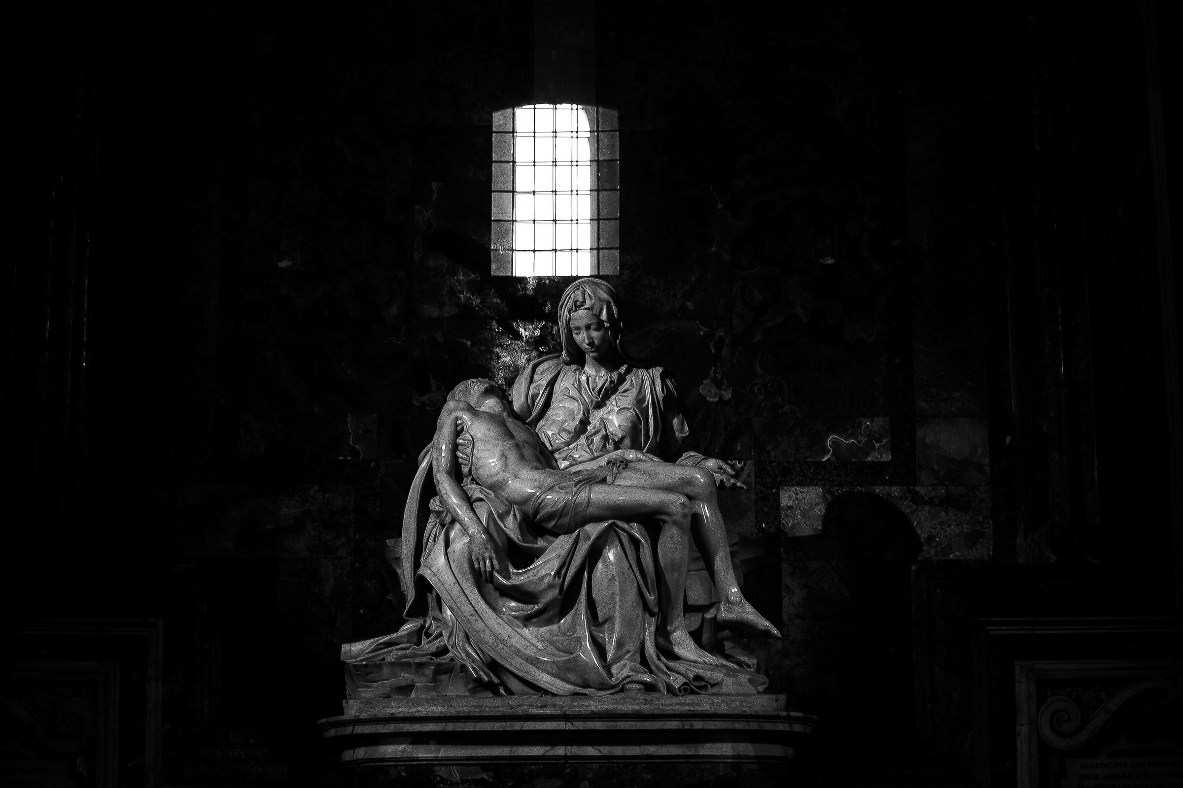 The Pieta...