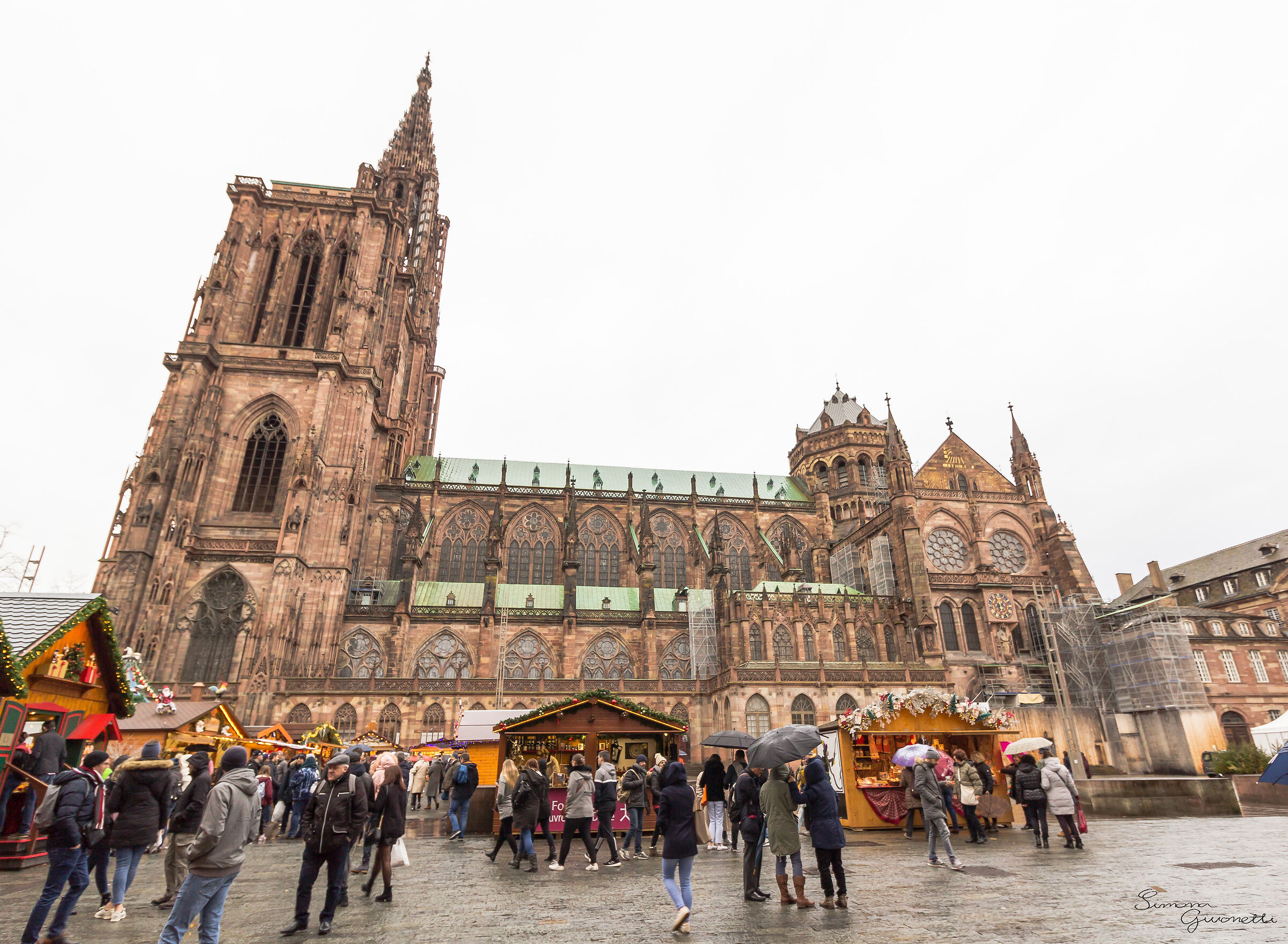 Strasbourg Cathedral ...