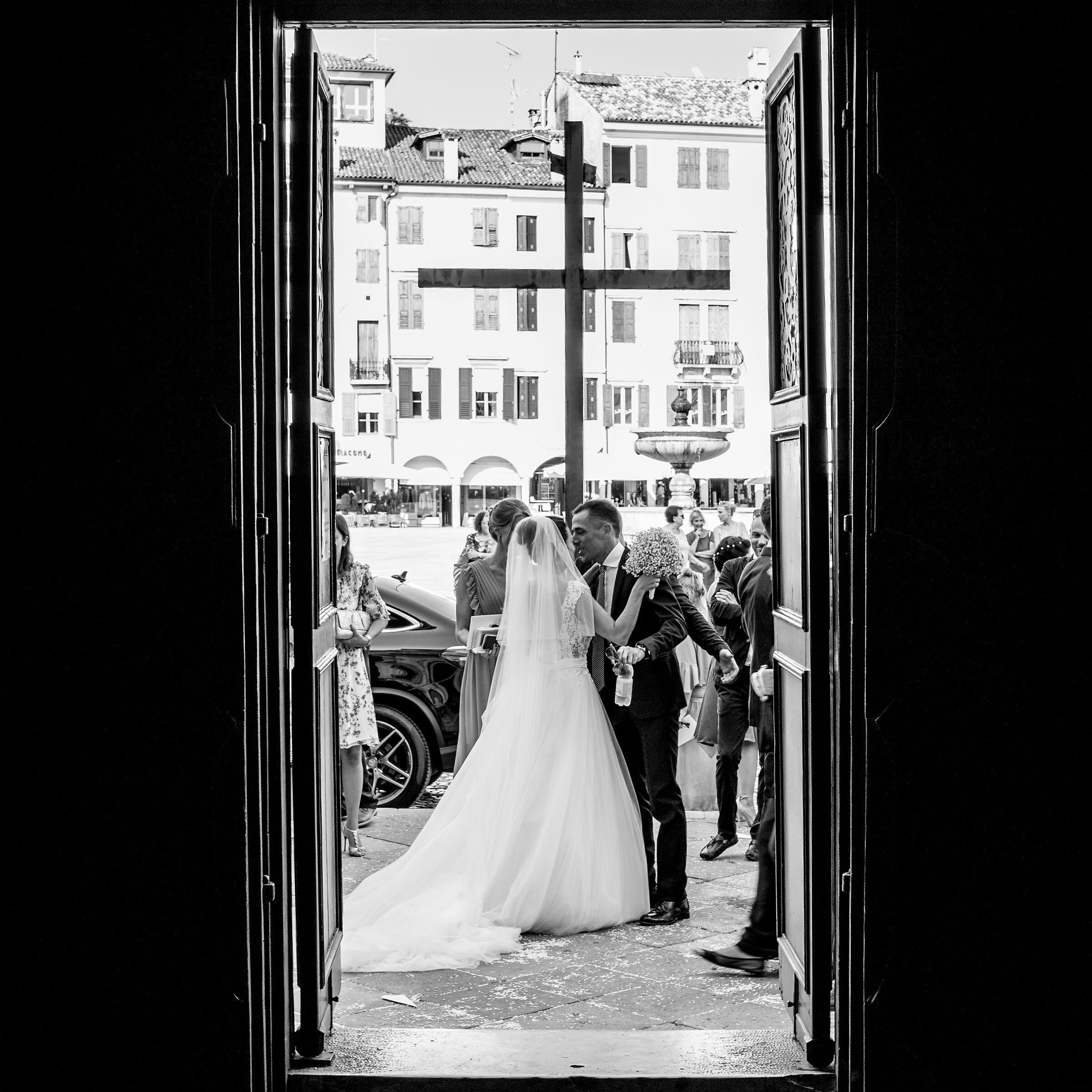 Wedding in Udine...