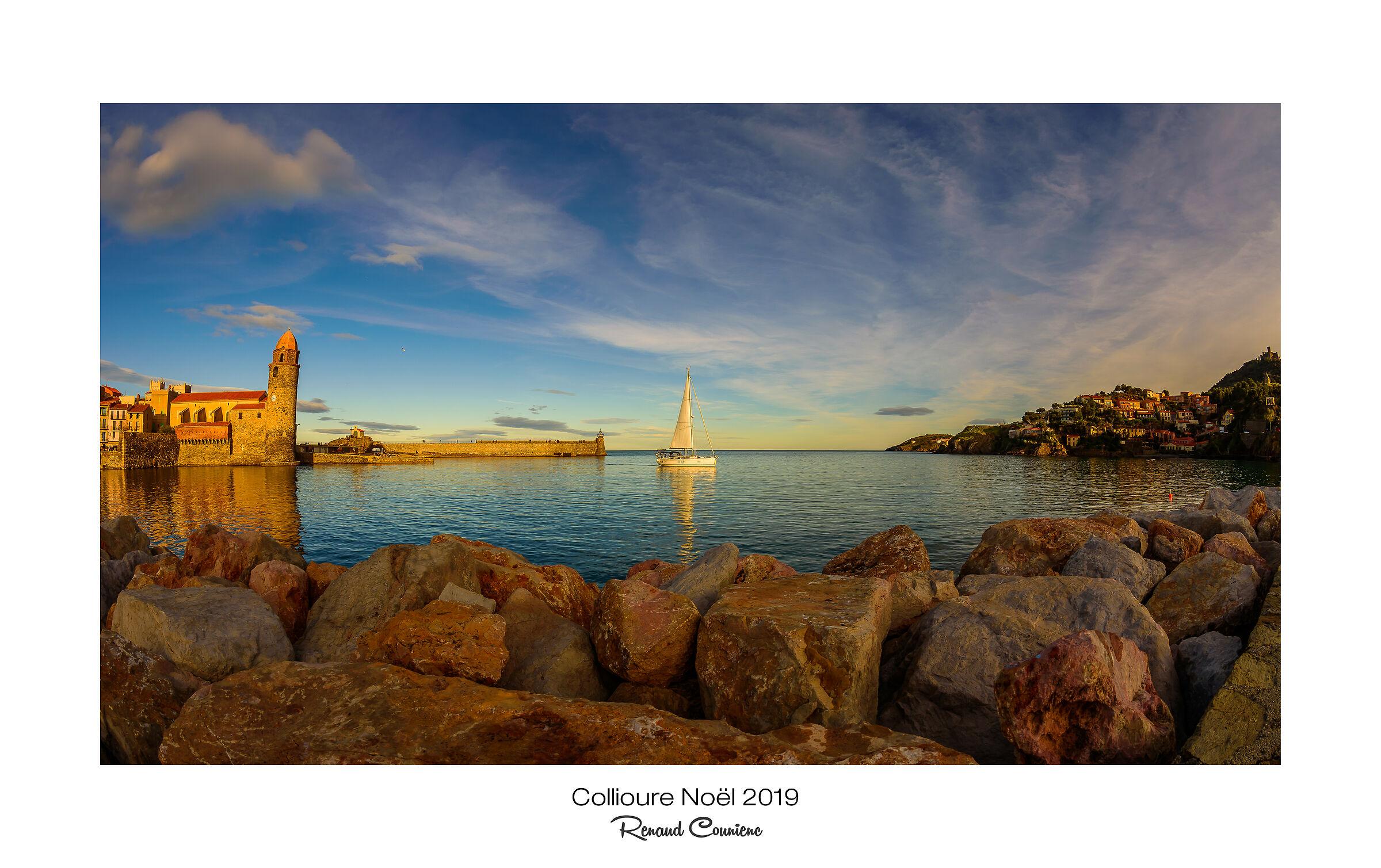 Collioure (France)...