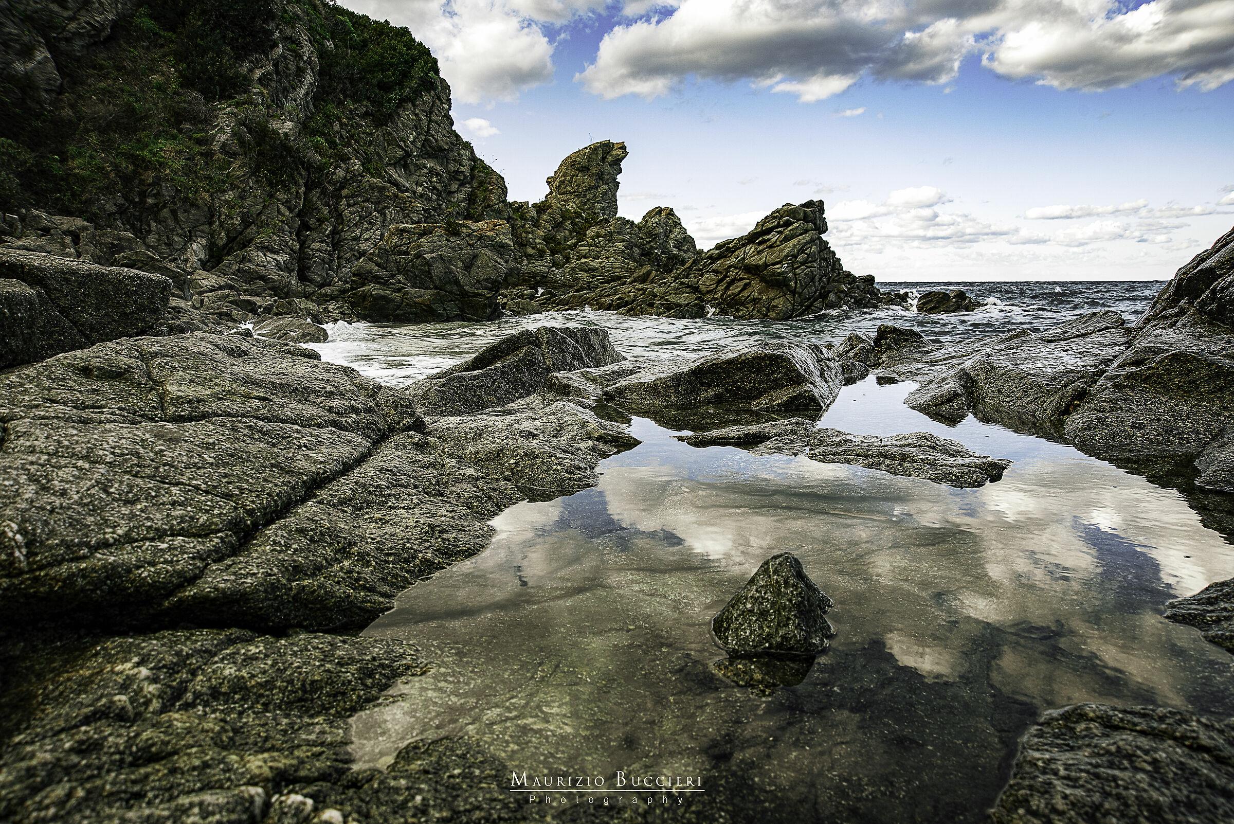 The diver's paradise...