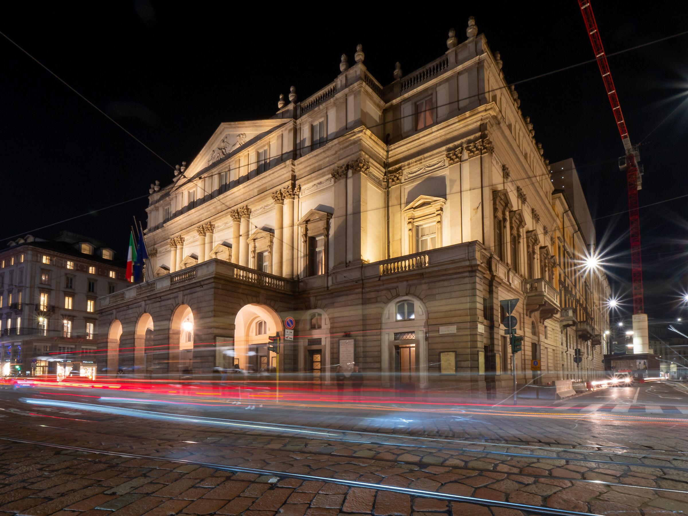Teatro alla Scala...