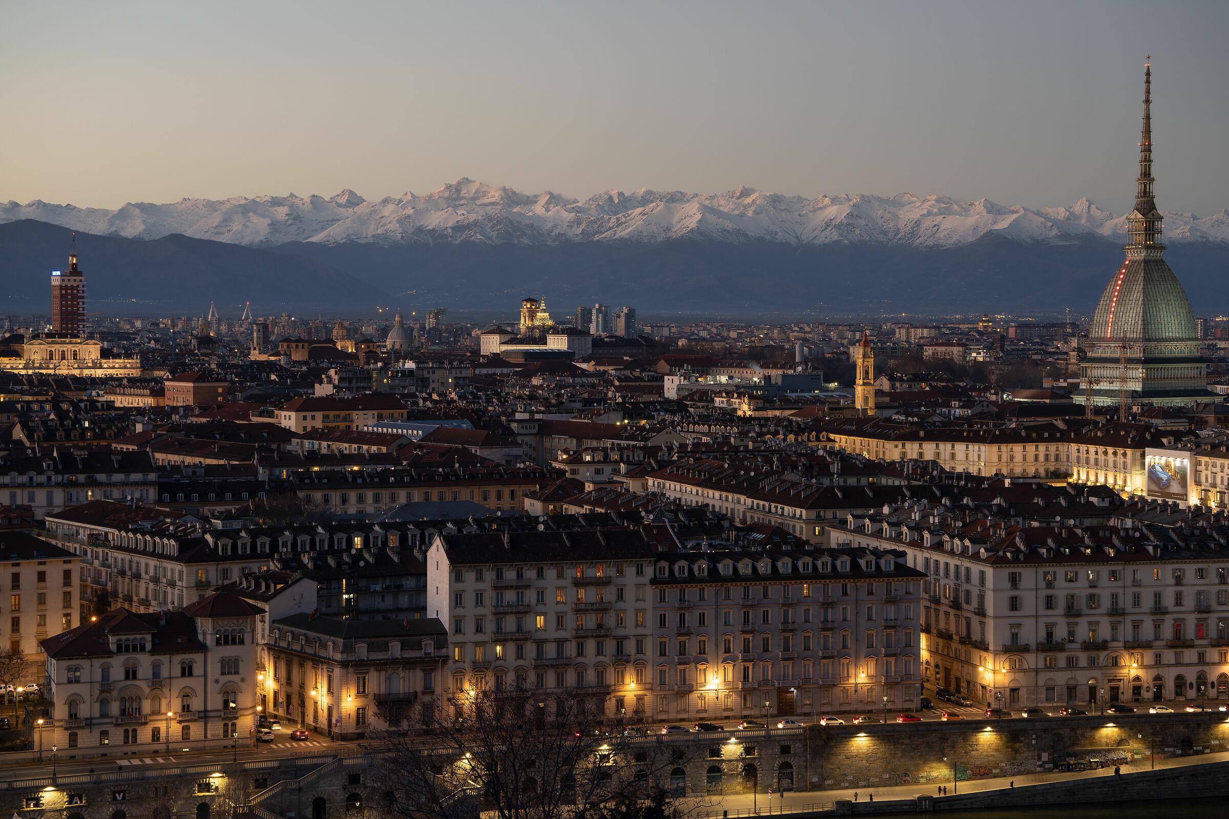 Via lo smog da Torino...