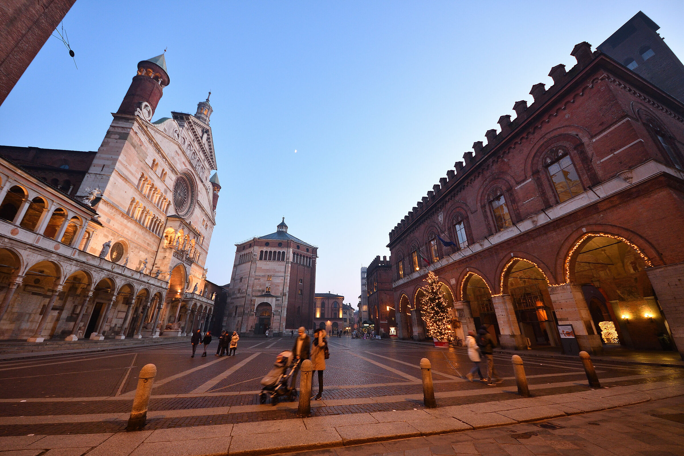 Town Hall...