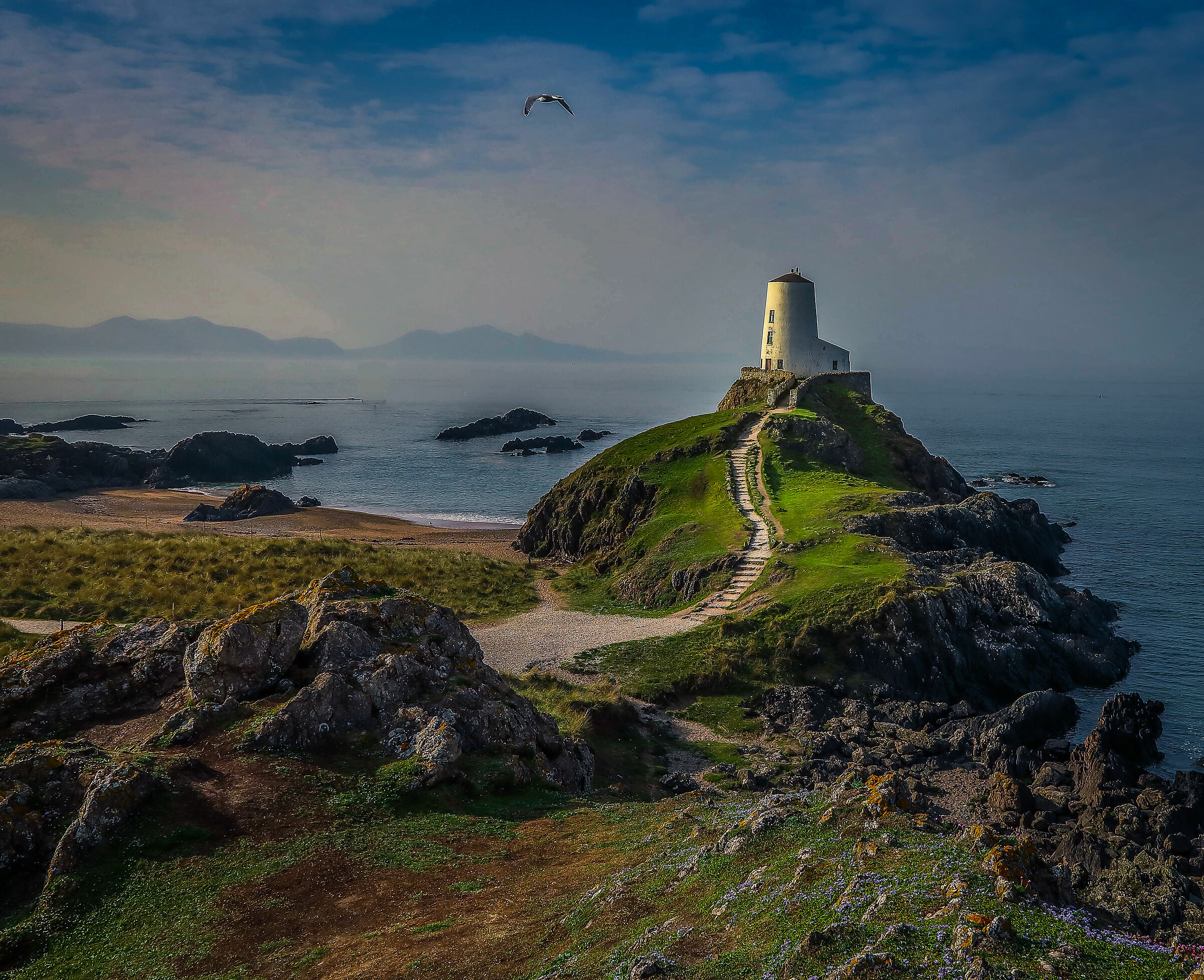The Lighthouse......