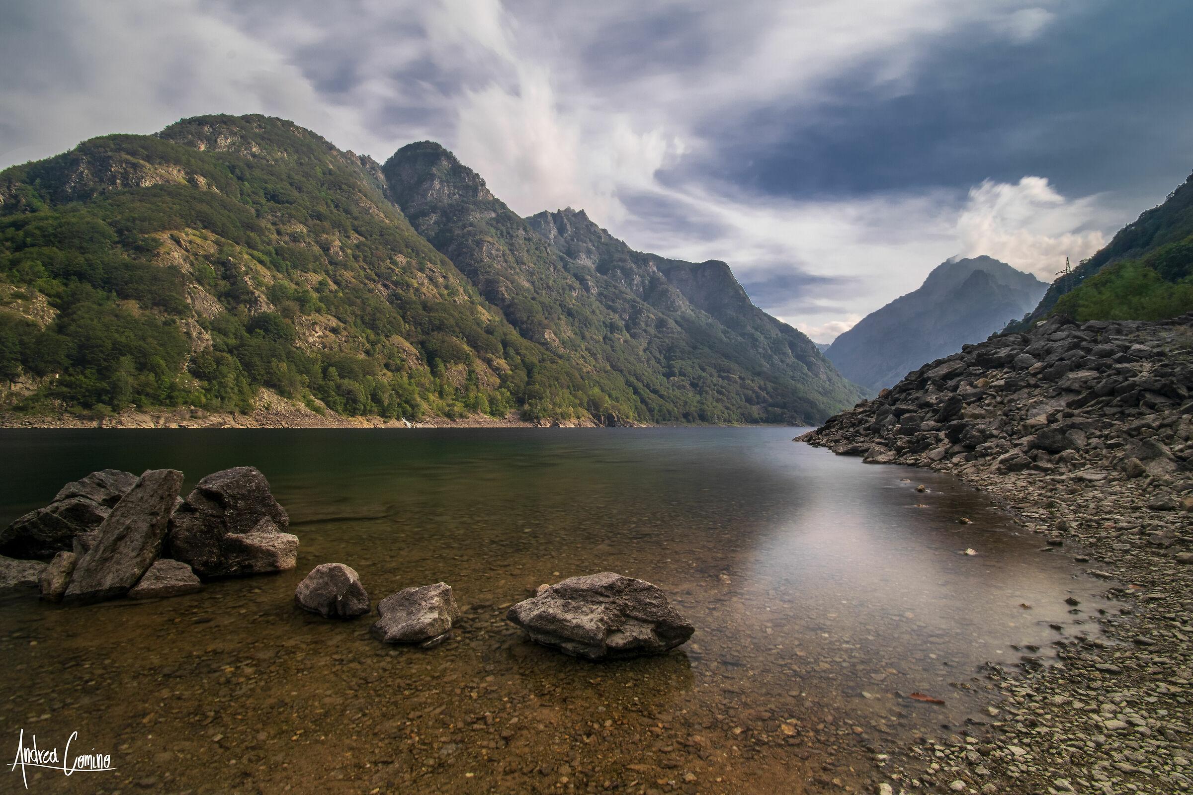 Lago della Piastra...