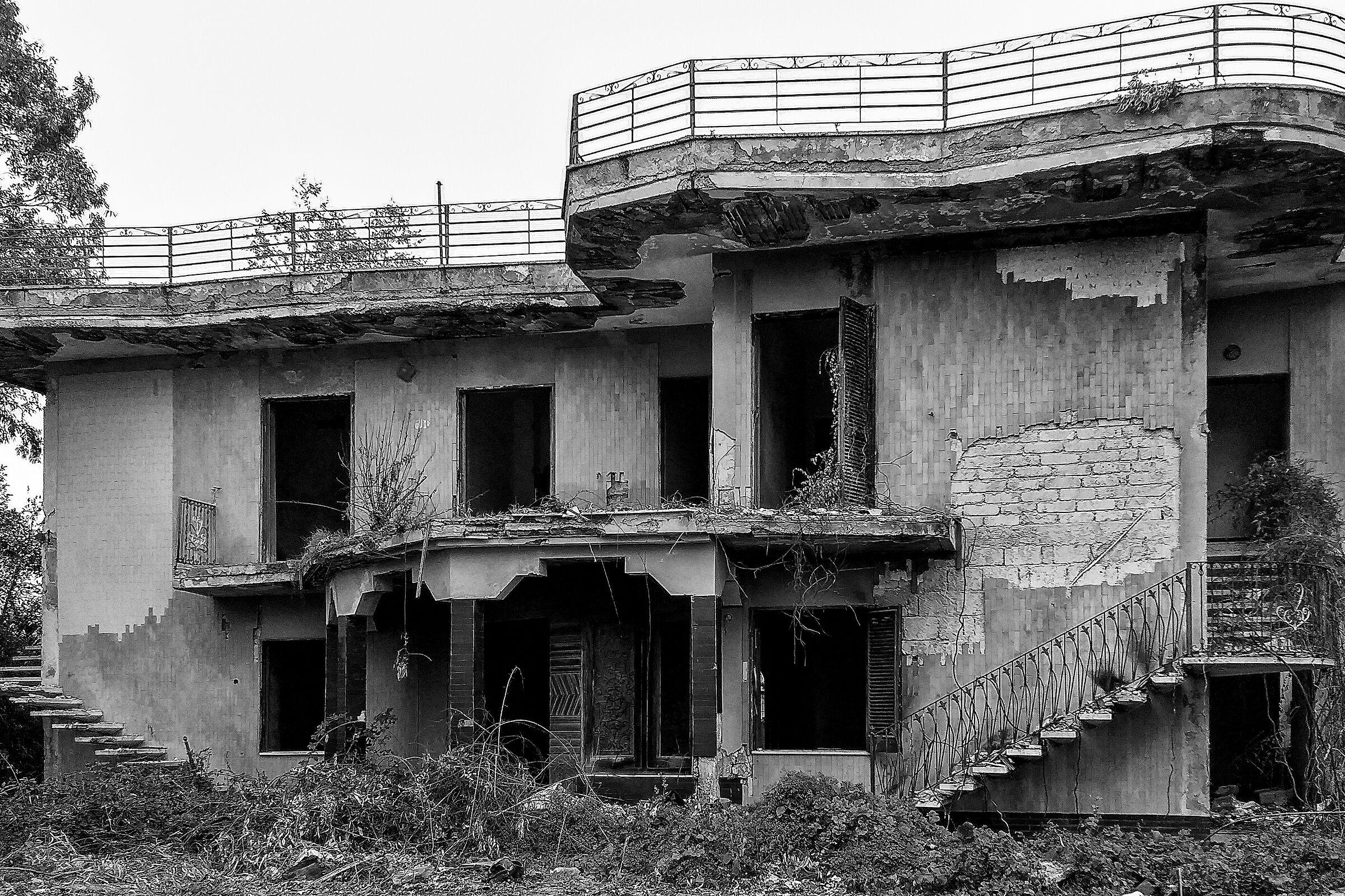 Ruins...