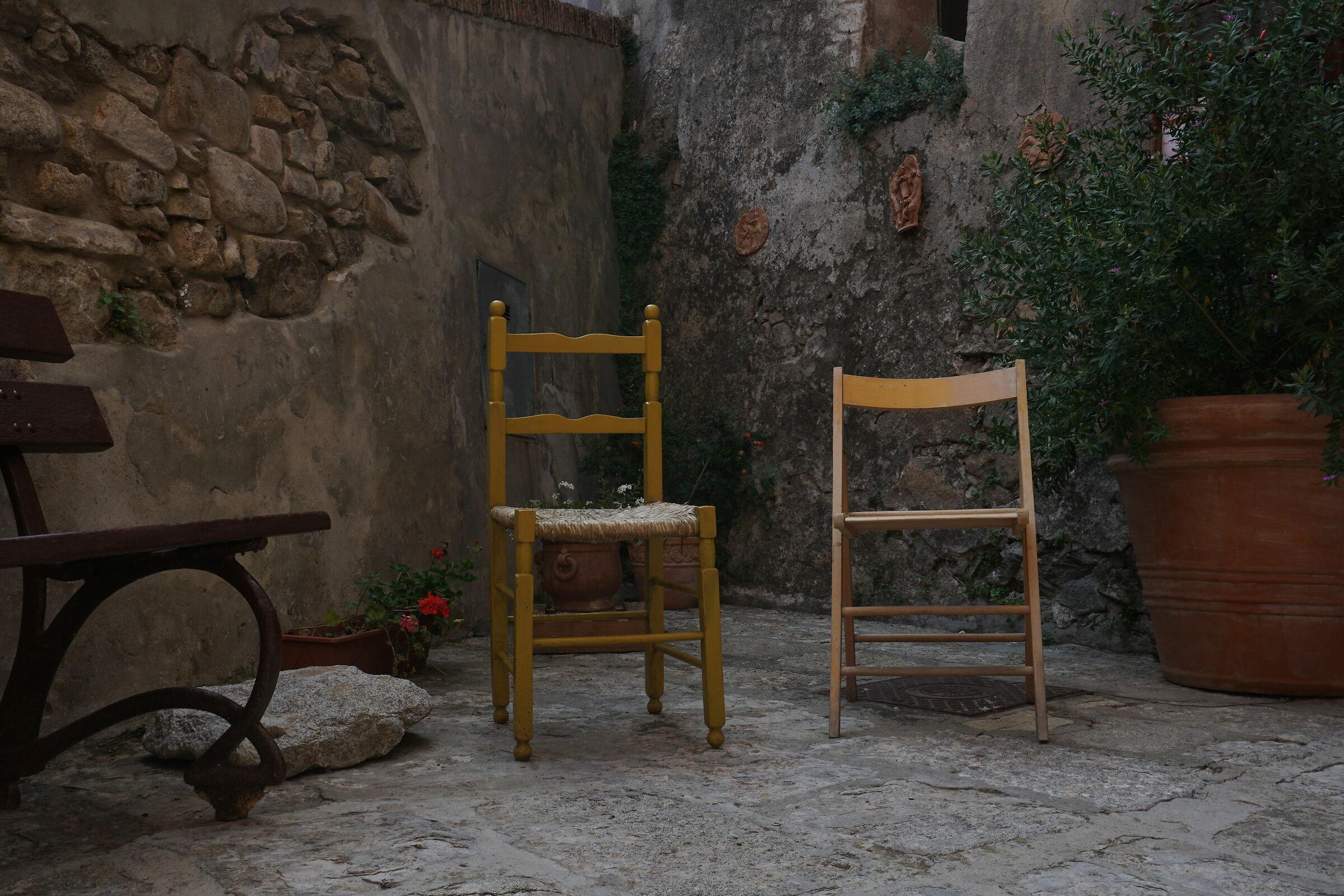 Marcianese lounge...