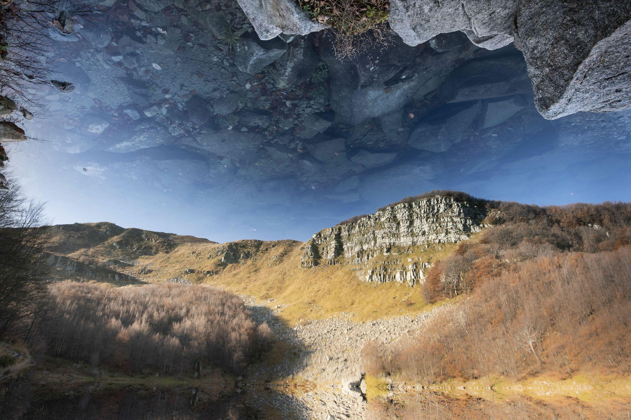 Stone clouds...