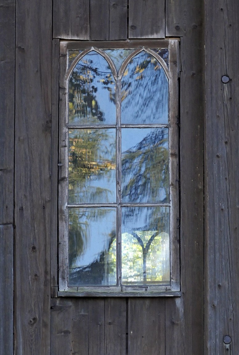 Window in the window...